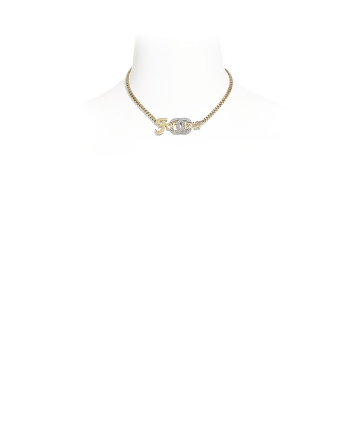 Crystals  S-6390 NICKEL 45 Details about  /Elegant Antique Gold Bullet Necklace /& Earrings