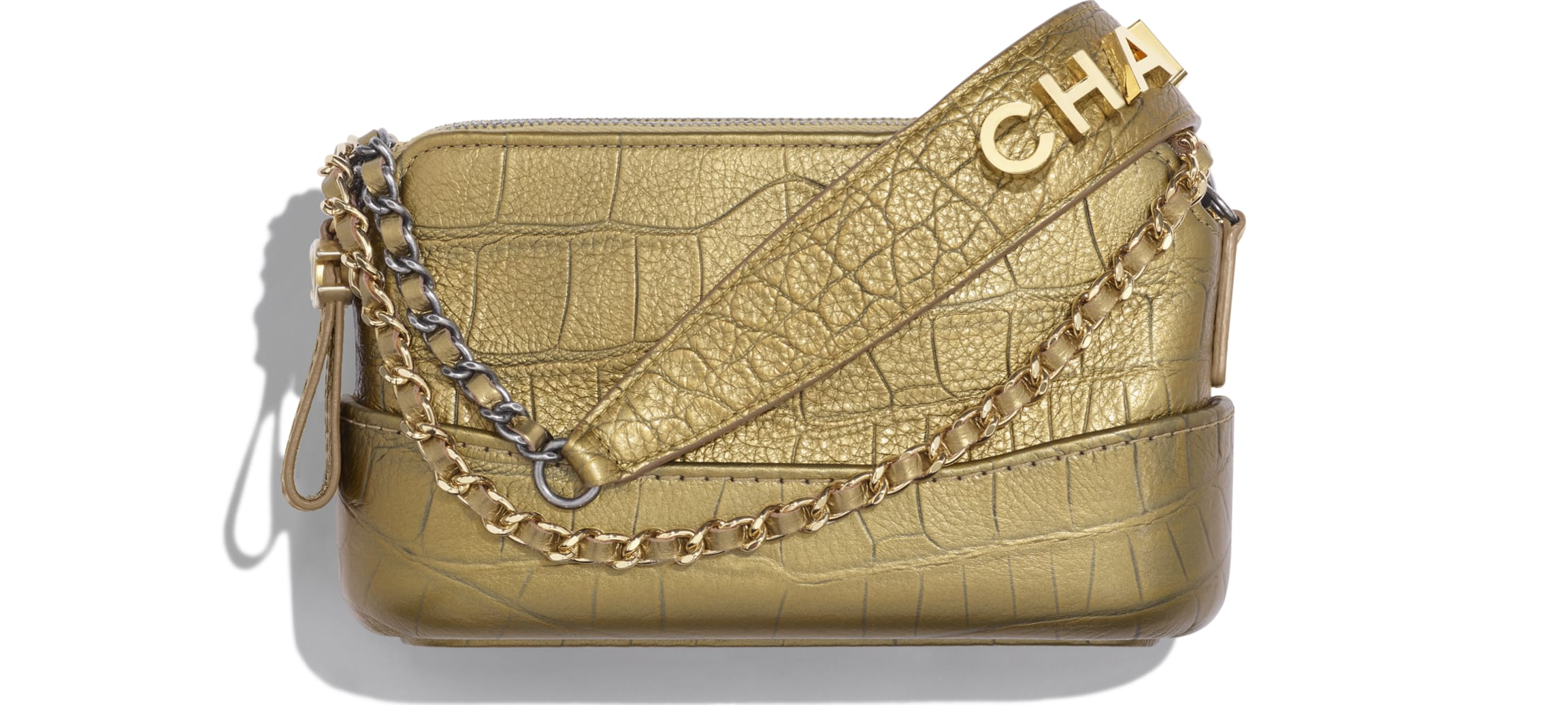 33 Feet Cross Copper Chain 4*5mm L220132