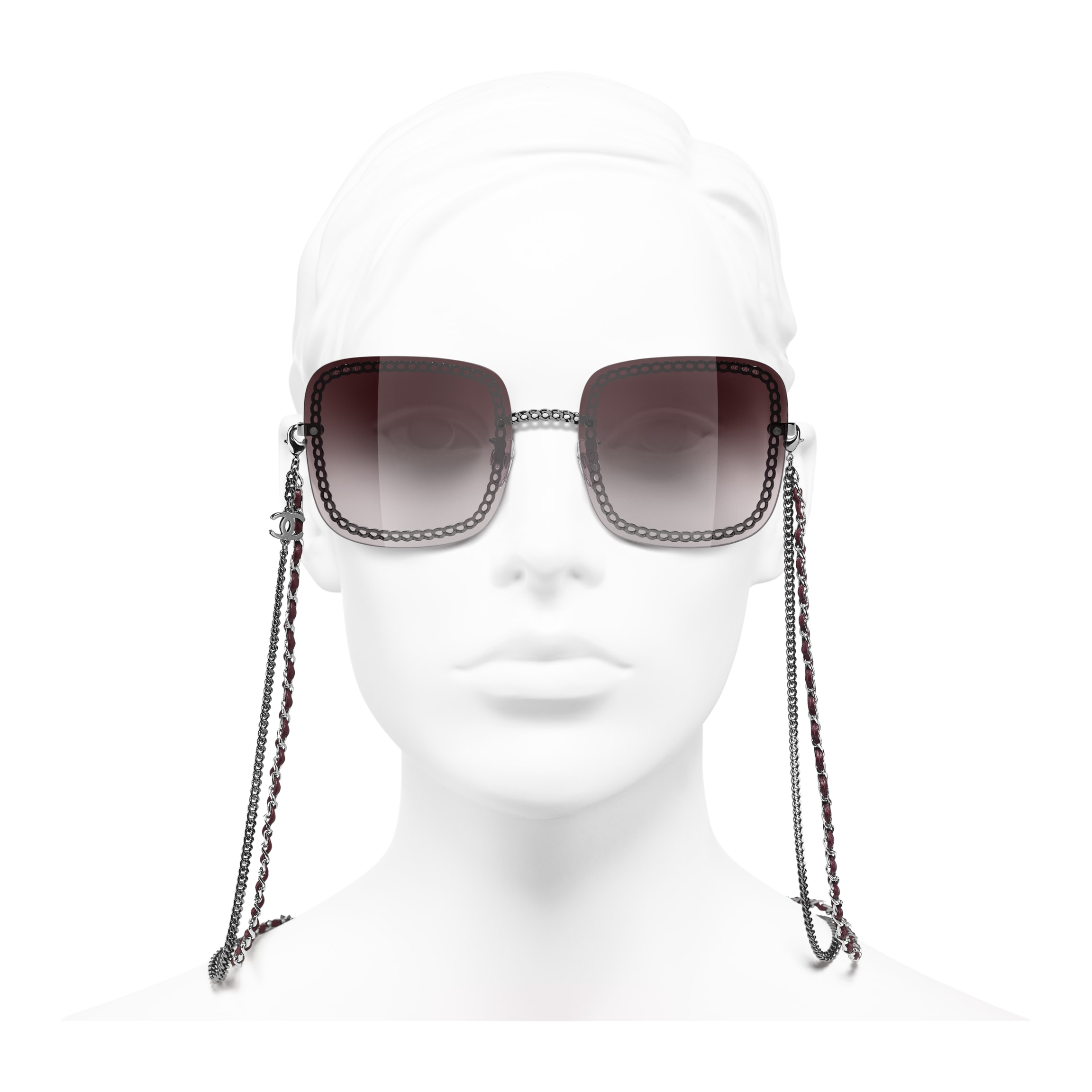 Sunglasses Charms Antique Silver Finish 10x21mm Set of 20 pcs A7951