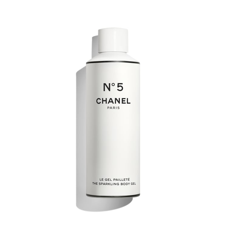 N°5 The Sparkling Body Gel - Factory 5 Collection. Limited Edition. | CHANEL