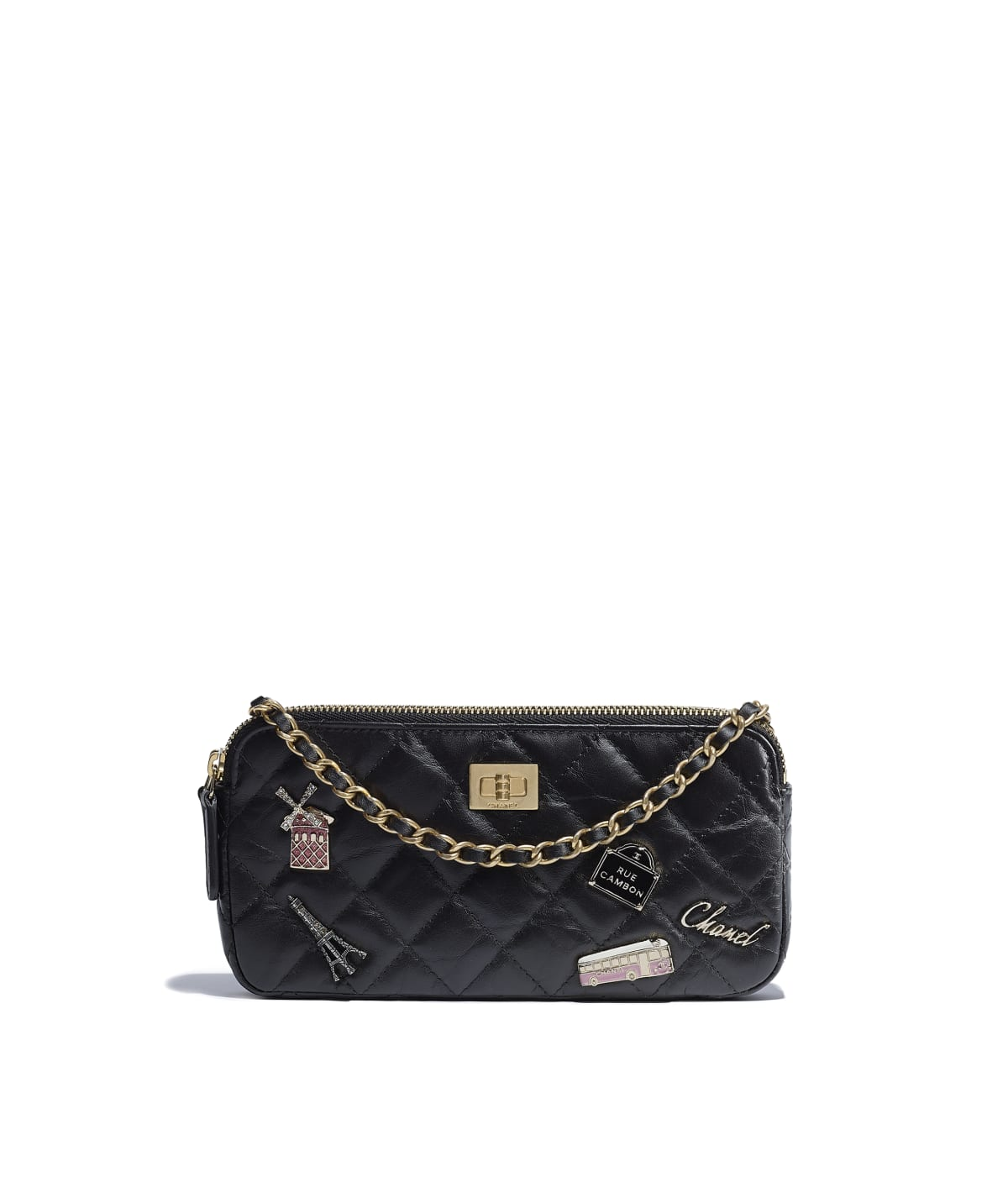 f7826f4ece6f Shoptagr | 2.55 Clutch With Chain by Chanel