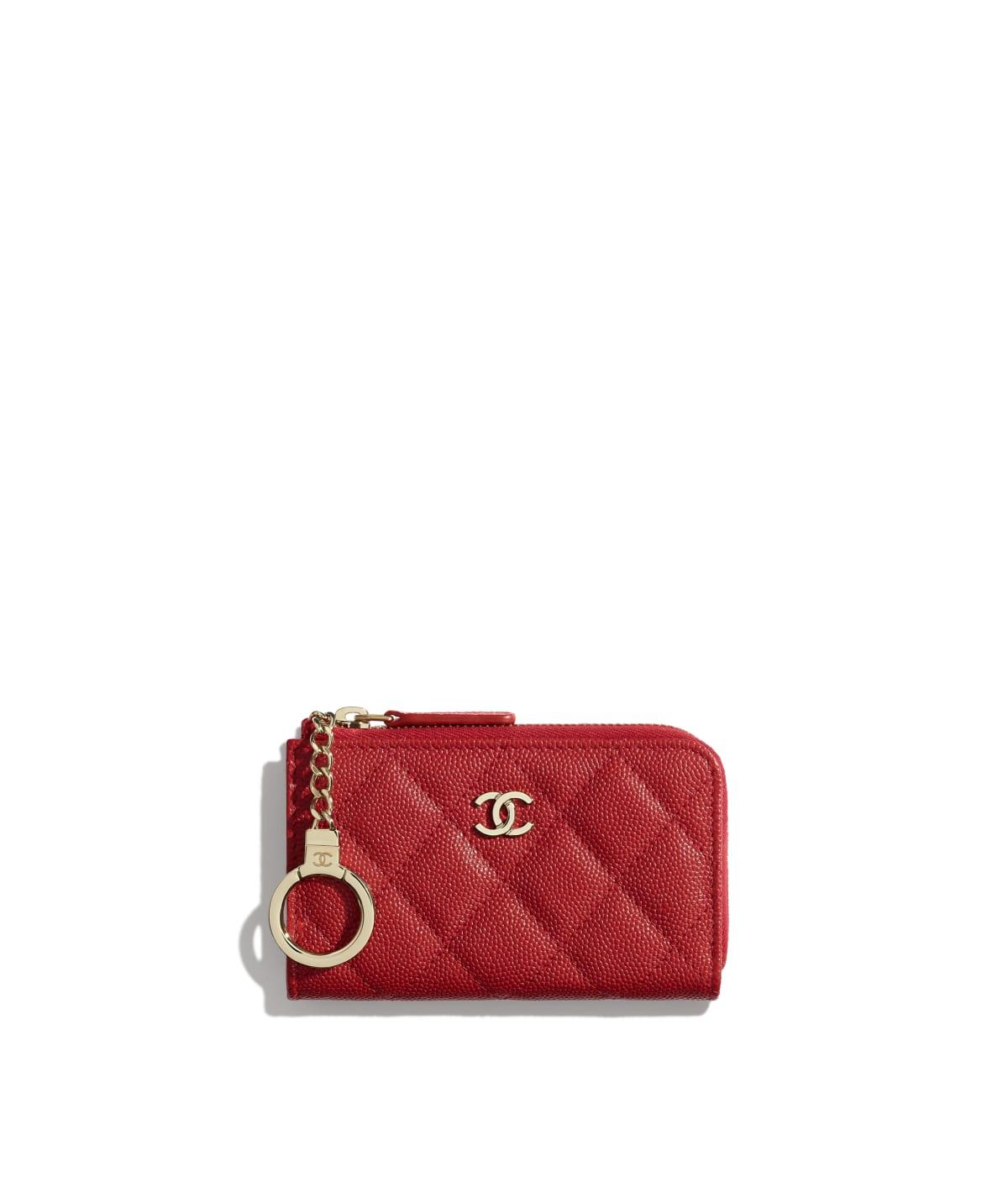 Portachiavi Con Cerniera Classico by Chanel