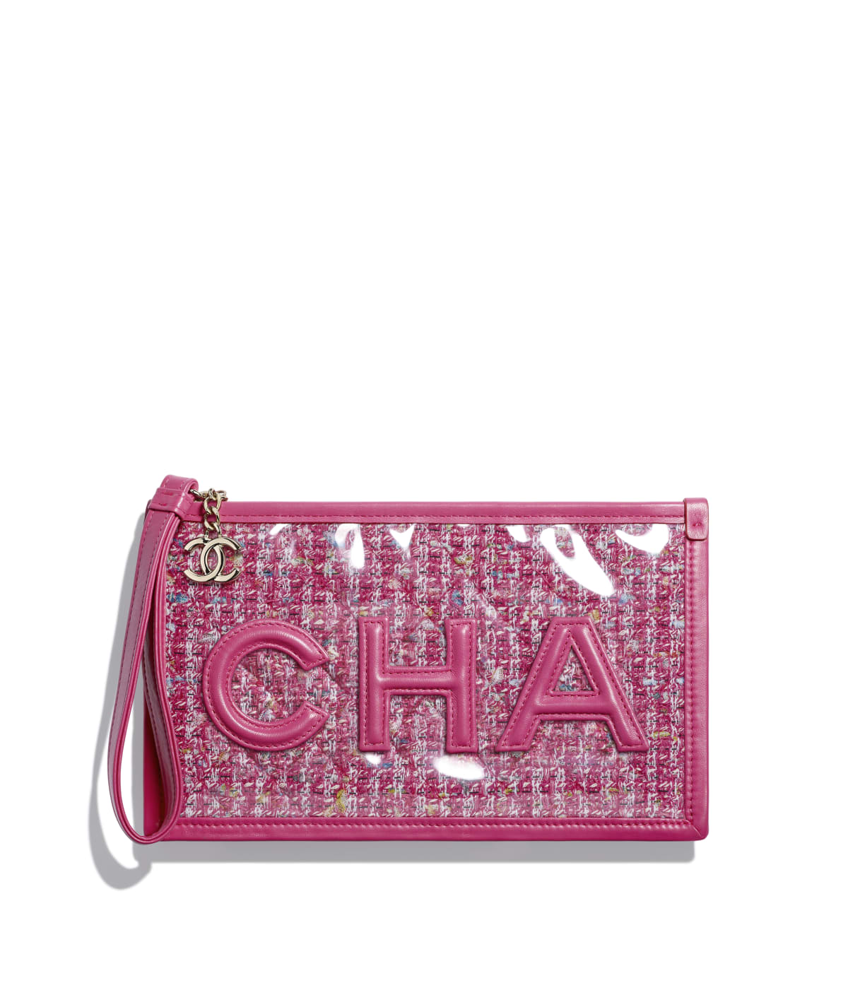 7511afaa8d89 Pouches   Cases - Small Leather Goods - CHANEL