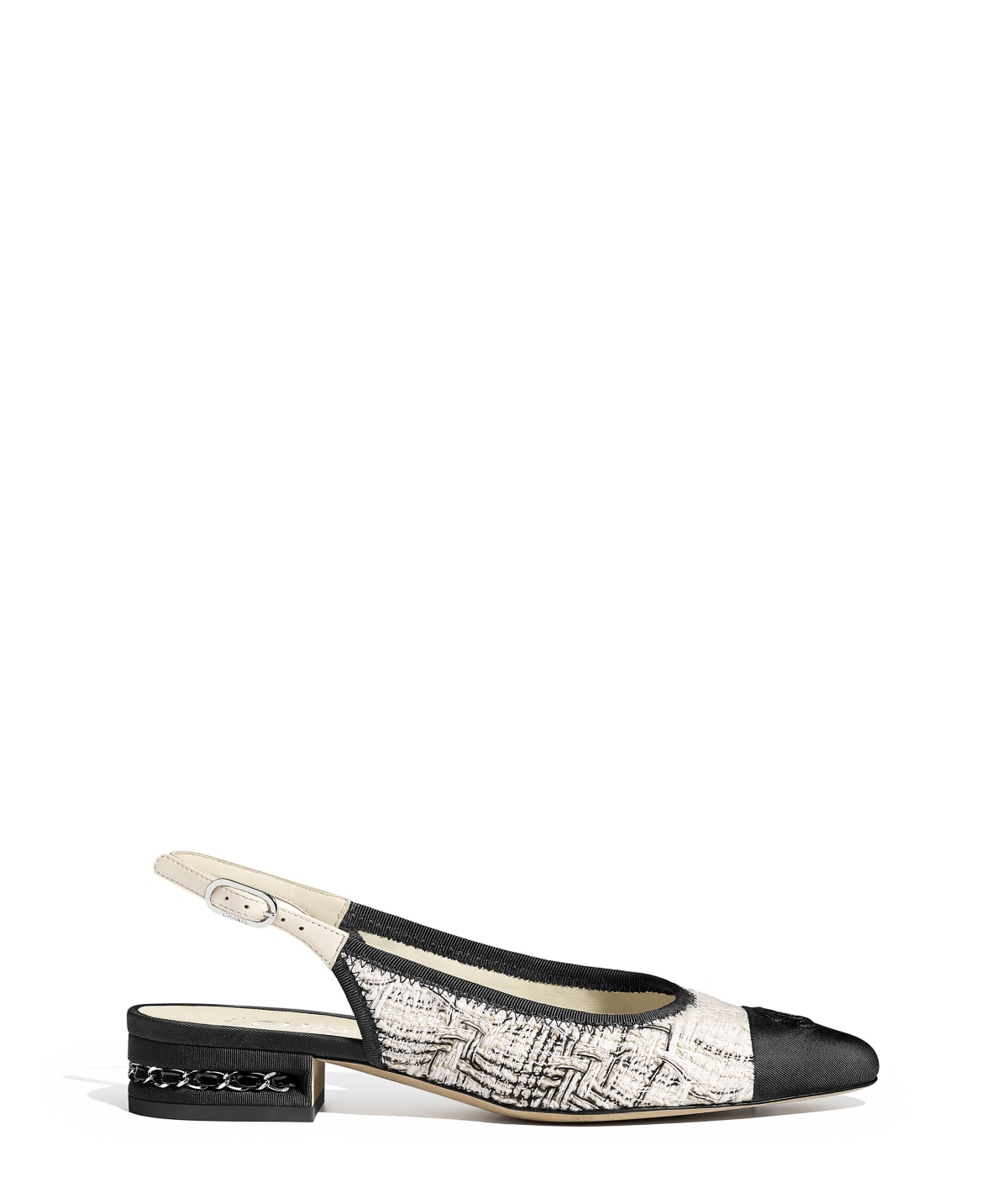 Chanel Tweed Slingback (Similar)