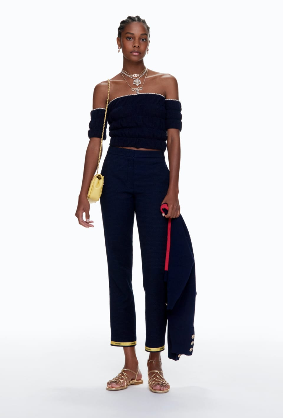 Look 19 - Spring-Summer 2021 Pre-Collection