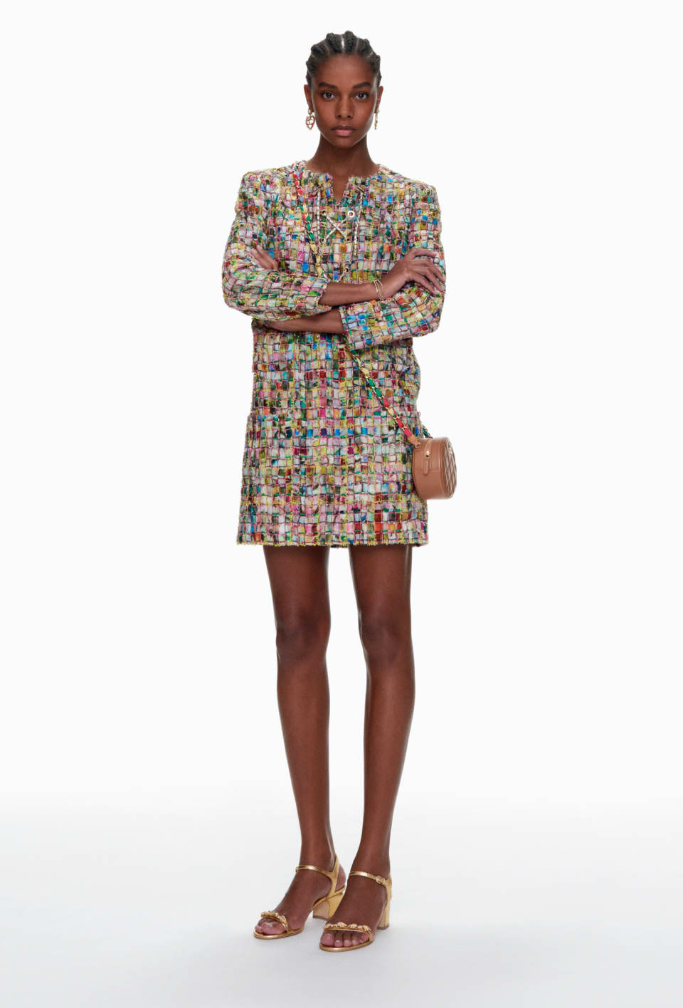 Look 45 - Spring-Summer 2021 Pre-Collection