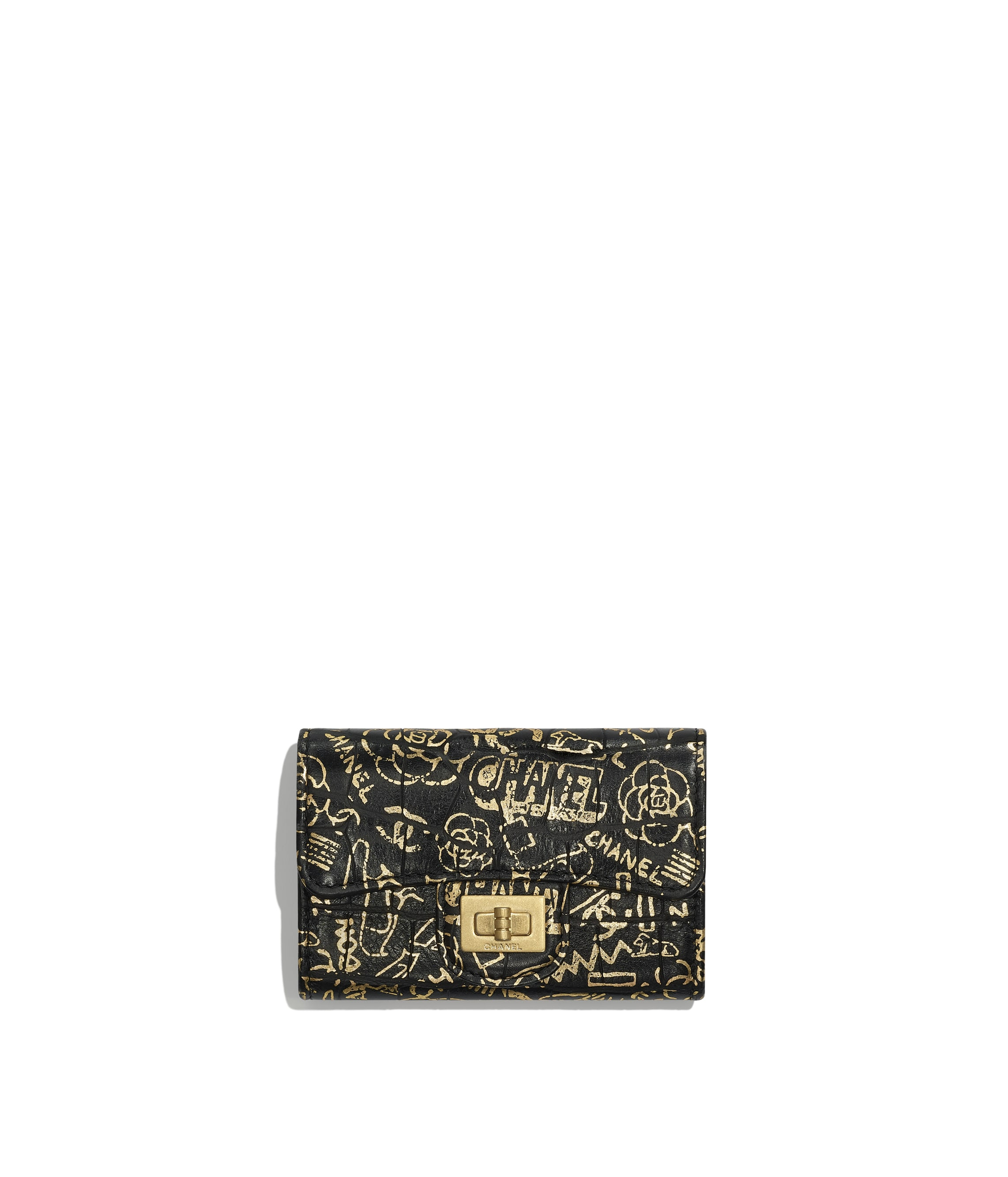 2fc8ed817315 Card Holders - Small Leather Goods - CHANEL