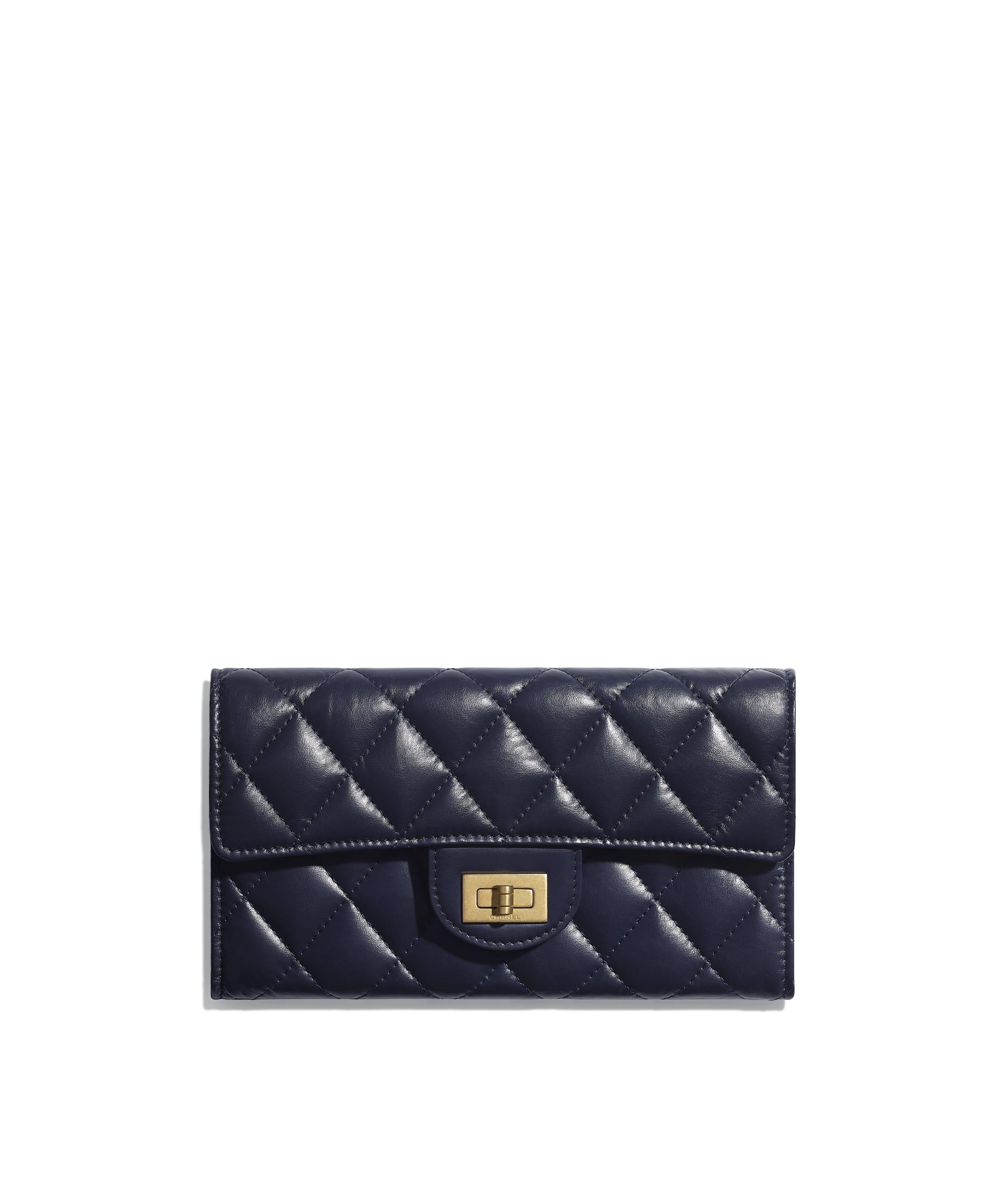 2.55 Flap Wallet