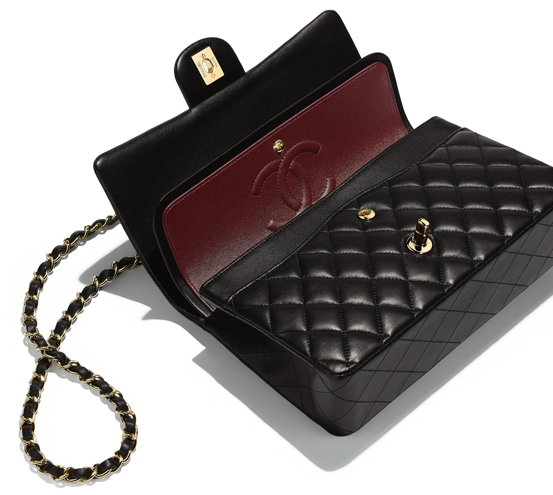 b7e82845cb09da Classic Handbags - Handbags - CHANEL