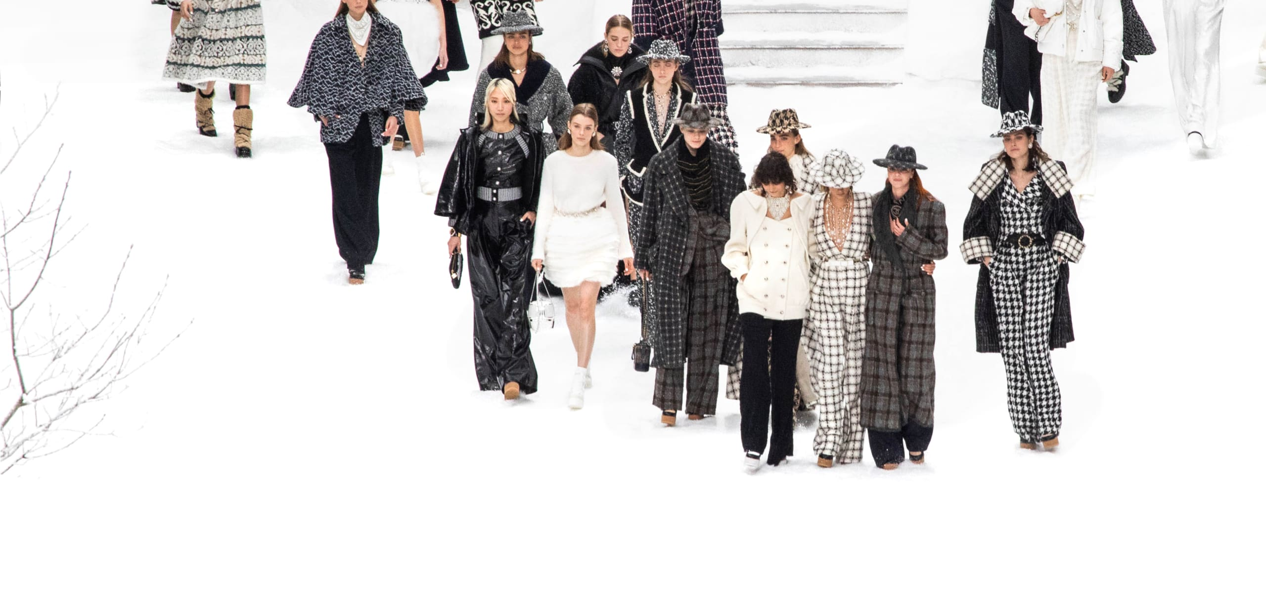 Fall Winter 2019 20 Ready To Wear Show Chanel