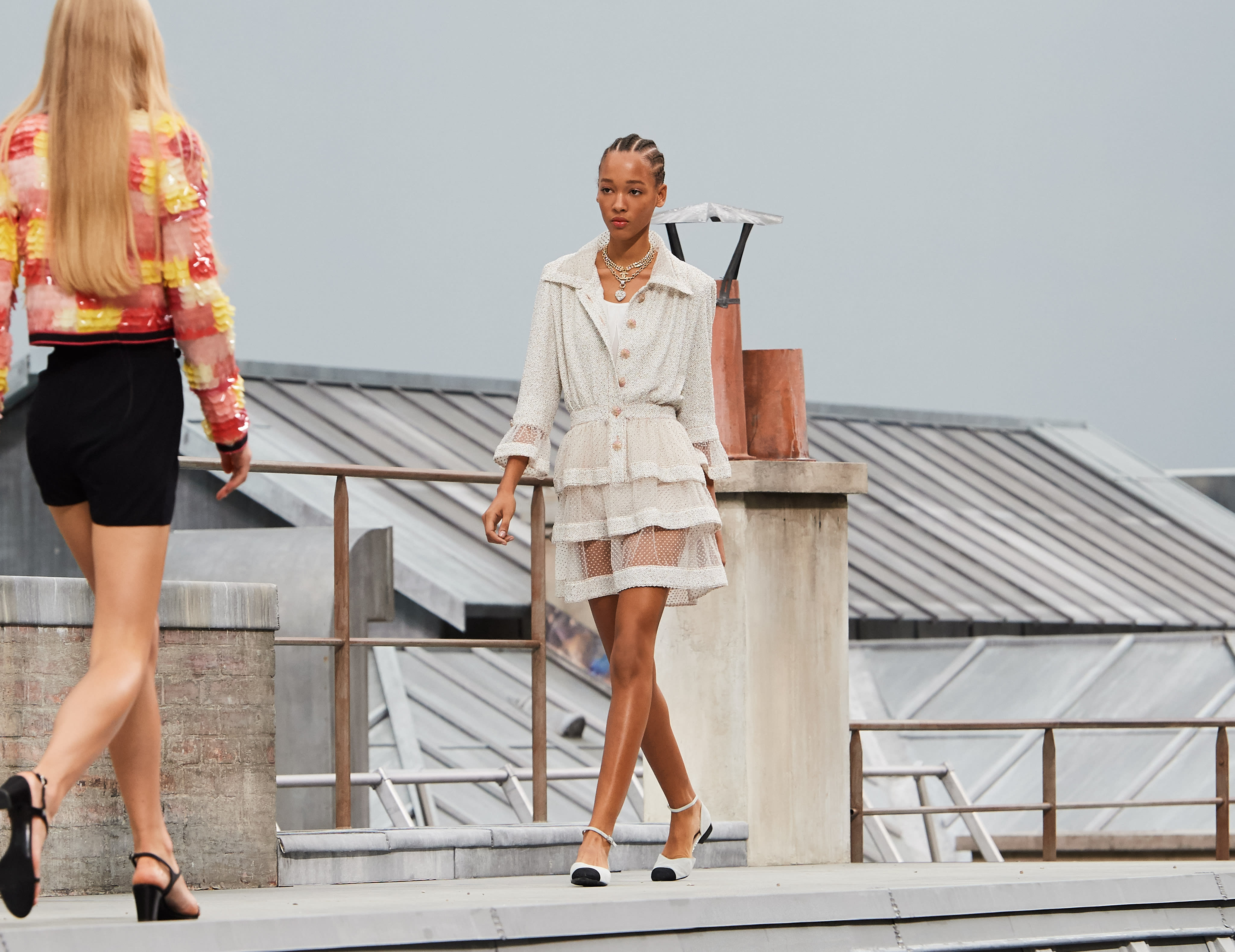Chanel Summer 2020.Spring Summer 2020 Ready To Wear Look 46 Chanel