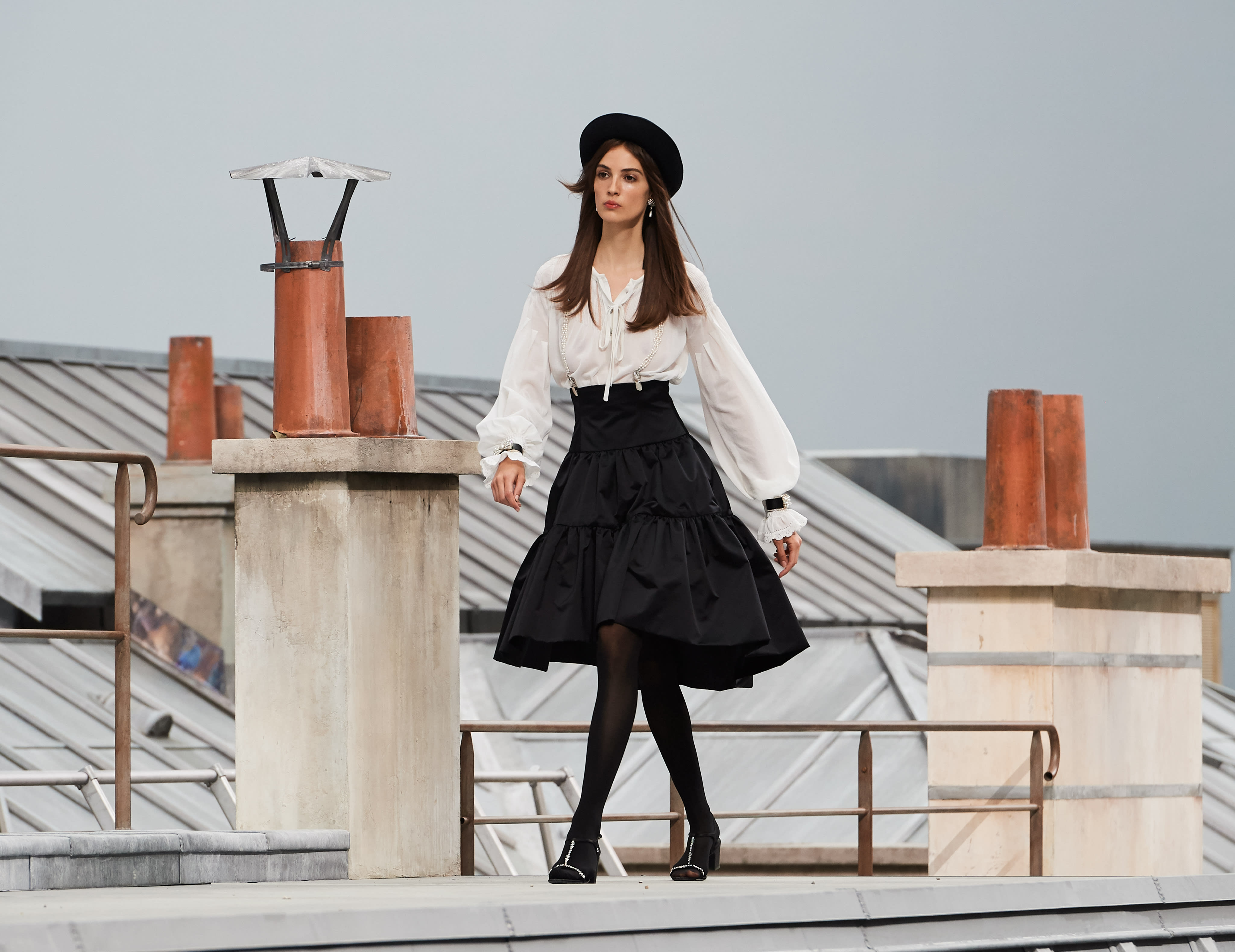Chanel Summer 2020.Spring Summer 2020 Ready To Wear Look 76 Chanel
