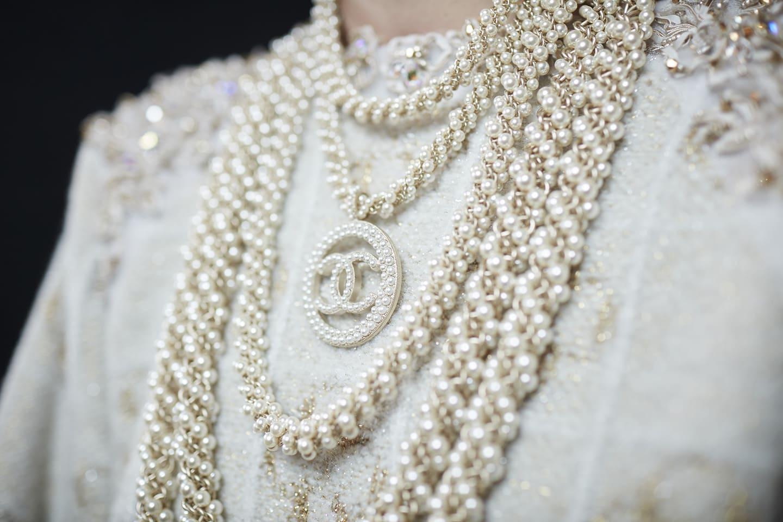 Resultado de imagen de chanel perlas