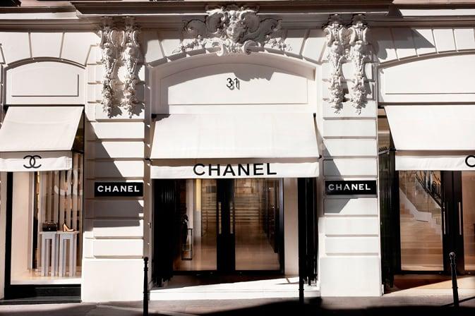 Image result for chanel boutique paris 31 rue cambon