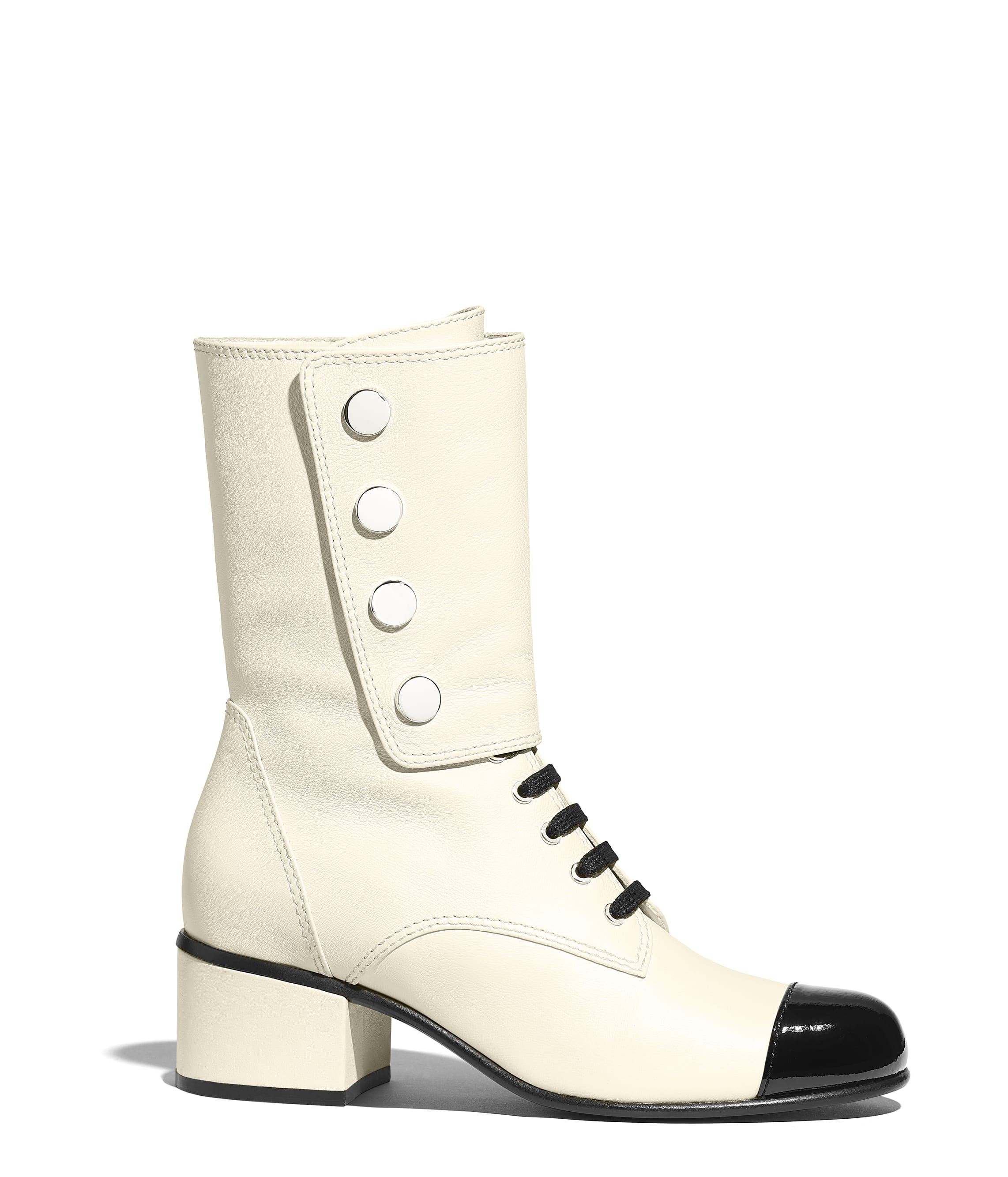 5950d9ee13a2b Short Boots - Shoes - CHANEL