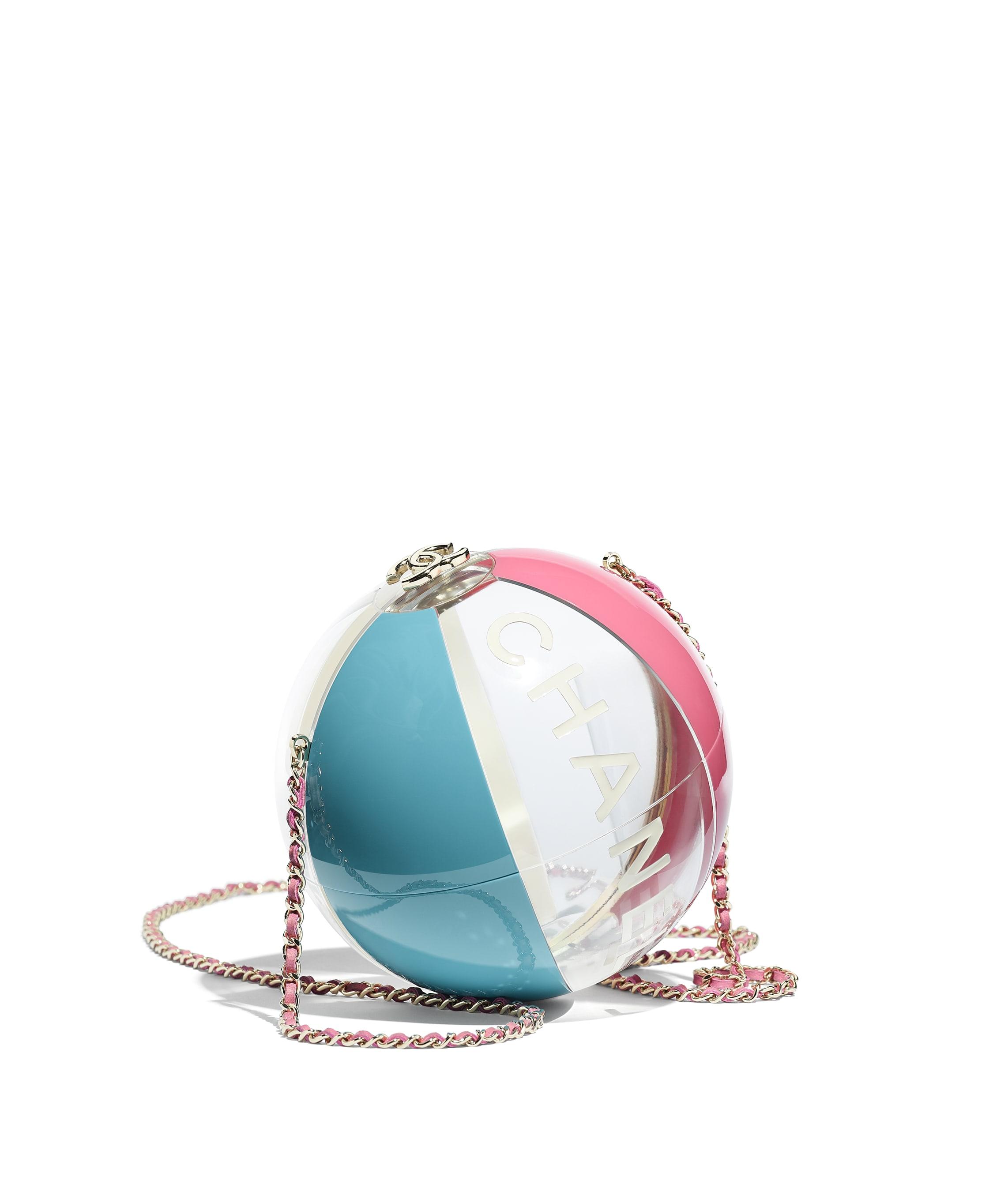 052535bb8669 Beach Ball Minaudiere