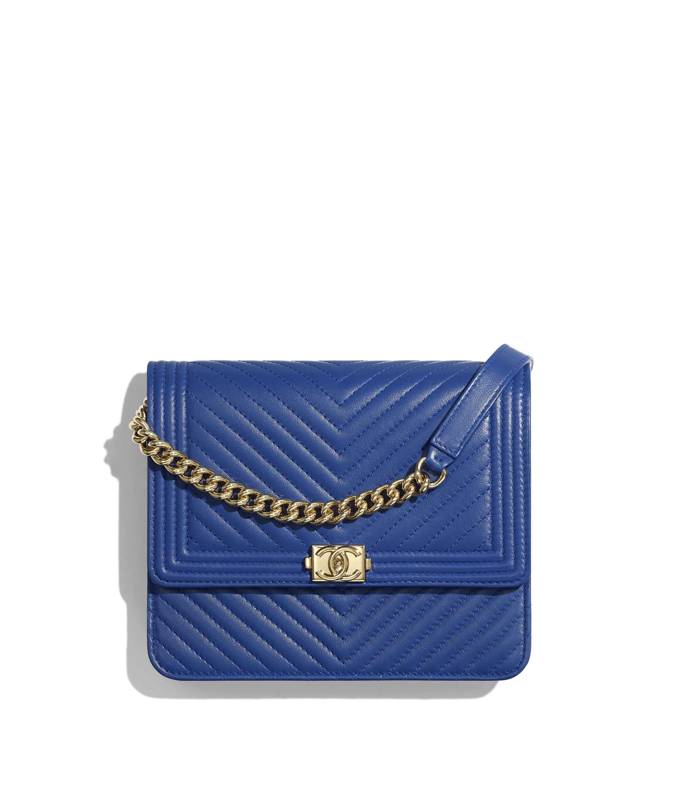 37200079a632 Clutches with Chain - Small Leather Goods - CHANEL