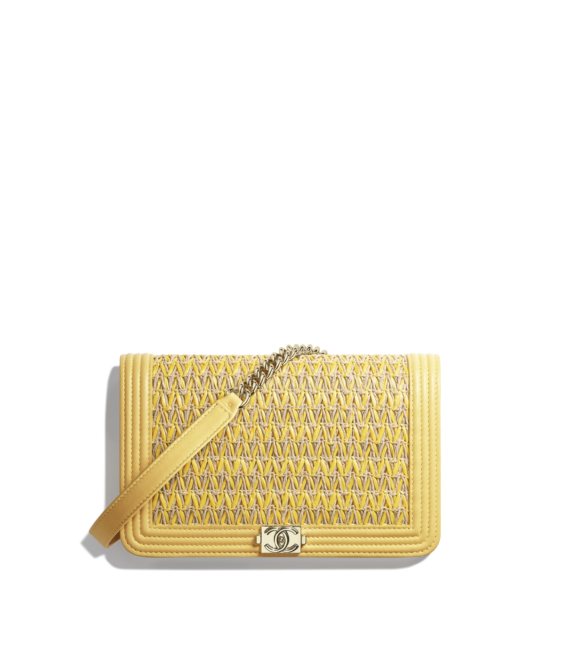 eab3547ffdb6 Wallets on chain - Small Leather Goods - CHANEL