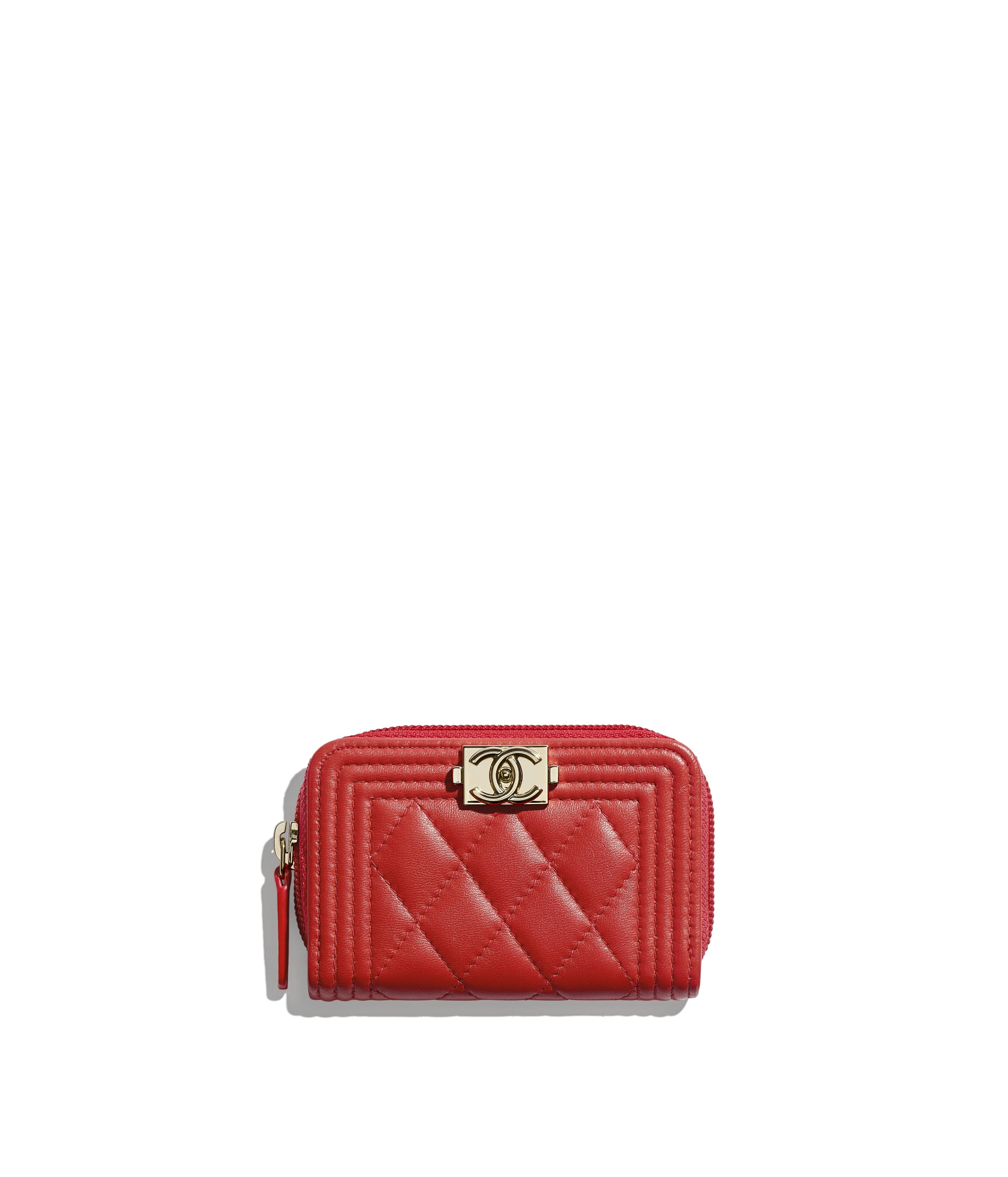 1d25d0cb76e761 Coin Purses - Small Leather Goods - CHANEL