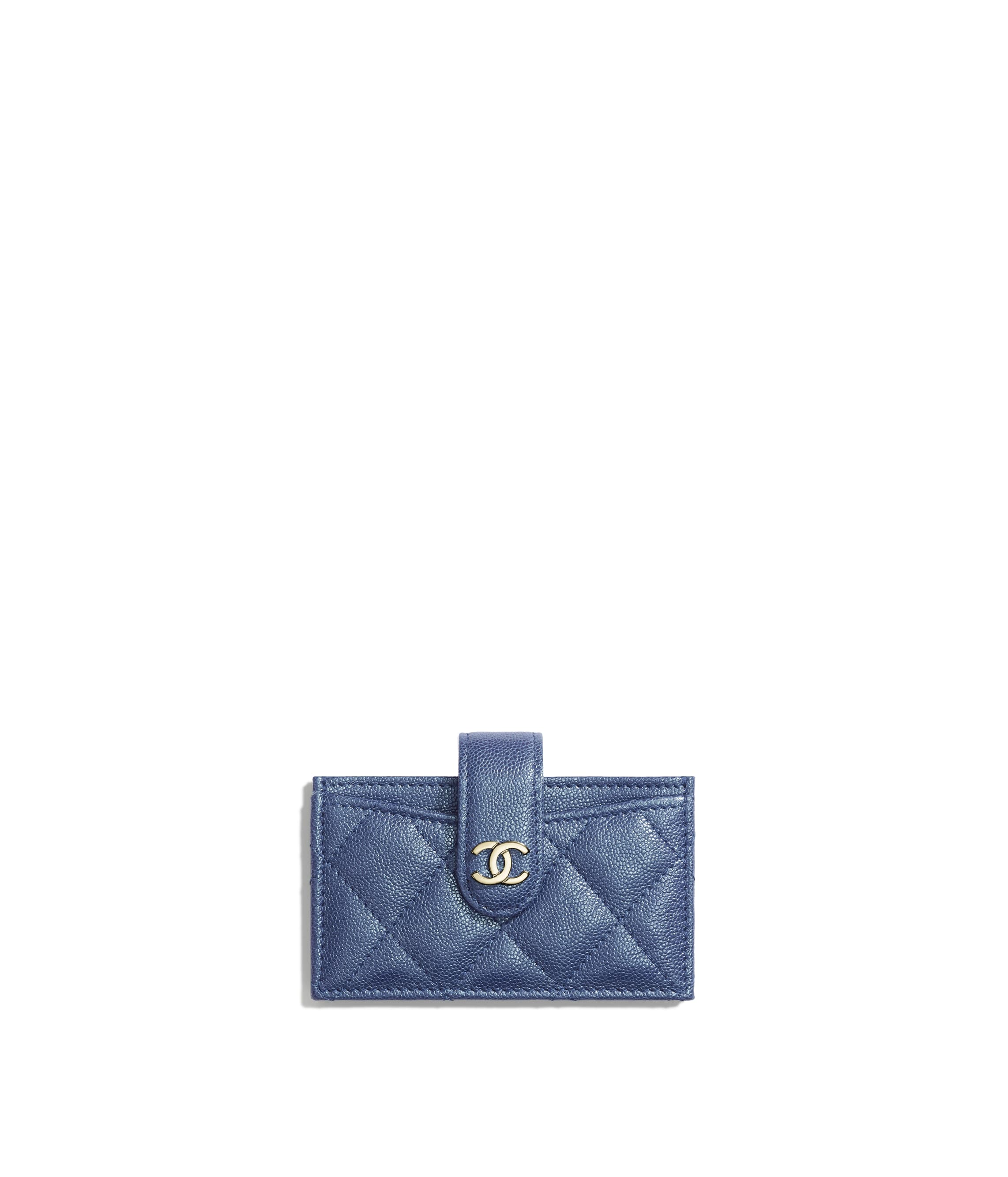 5dcb73a2bae0 Card Holders - Small Leather Goods - CHANEL