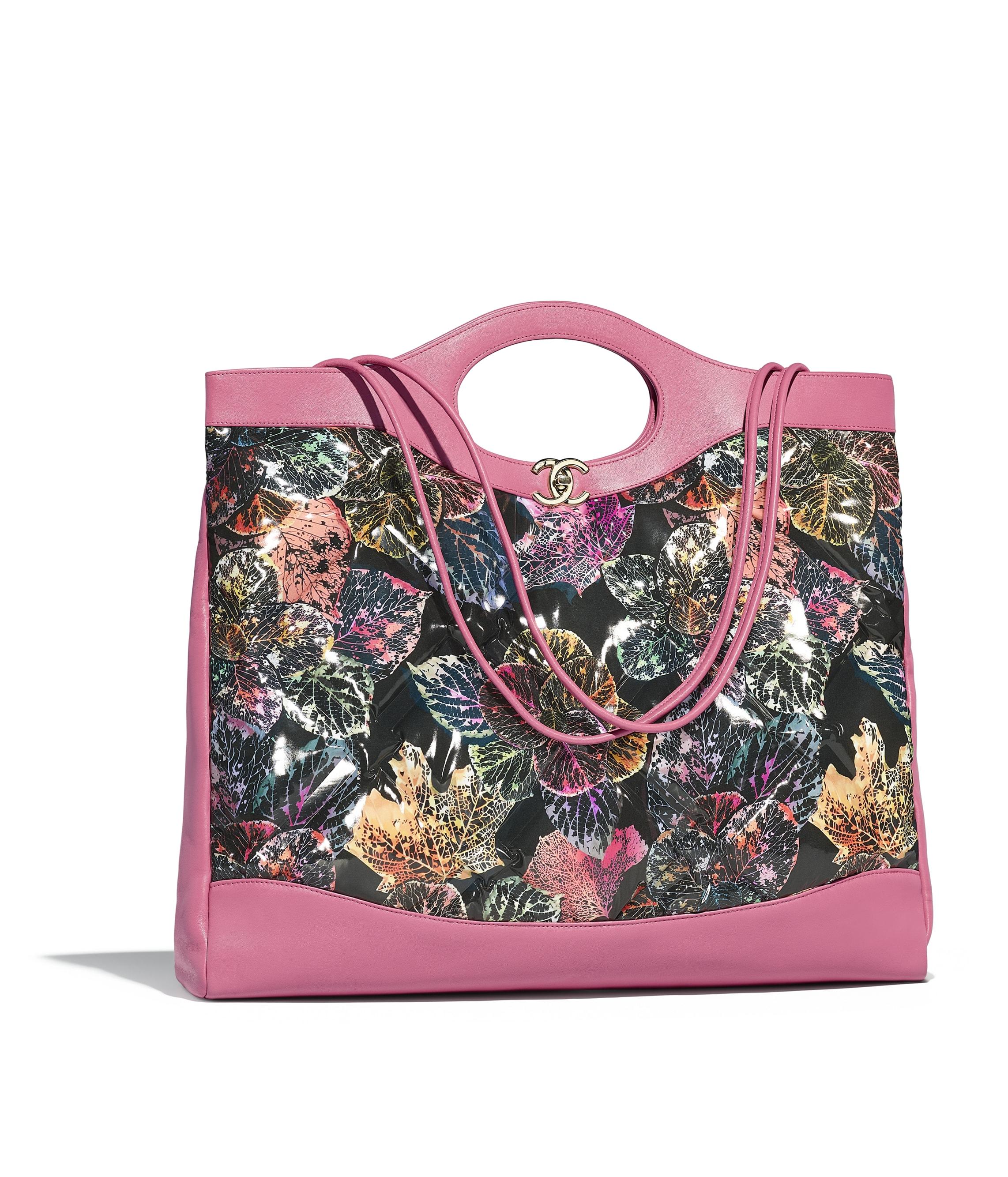 сумка shopping CHANEL 31 большого размера