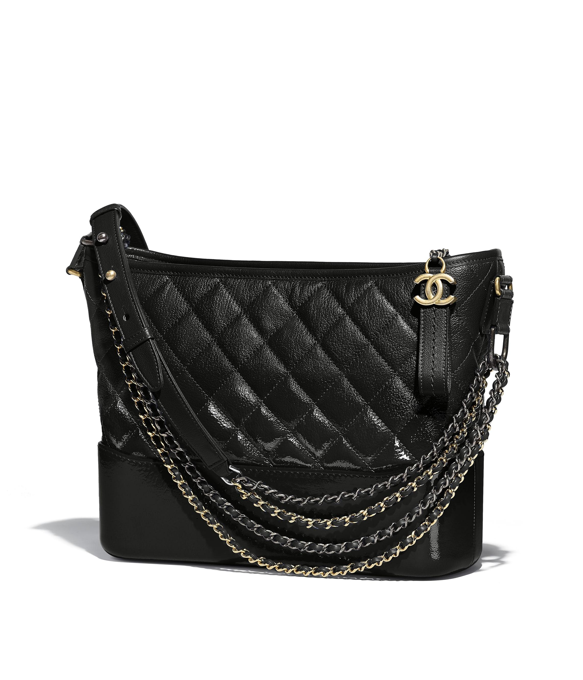 Hobo Handbag Chanel S Gabrielle