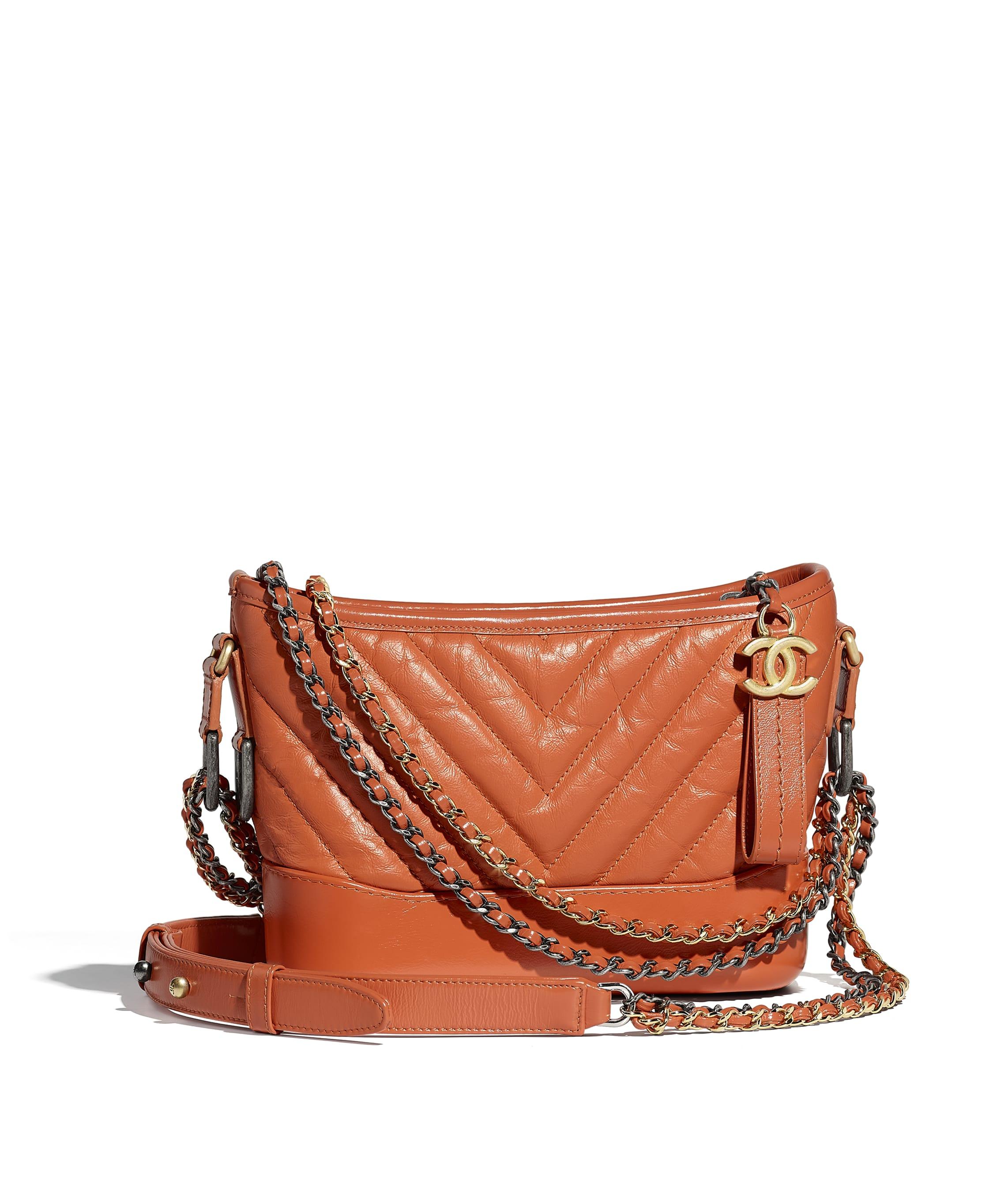 CHANEL'S GABRIELLE сумка hobo маленького размера