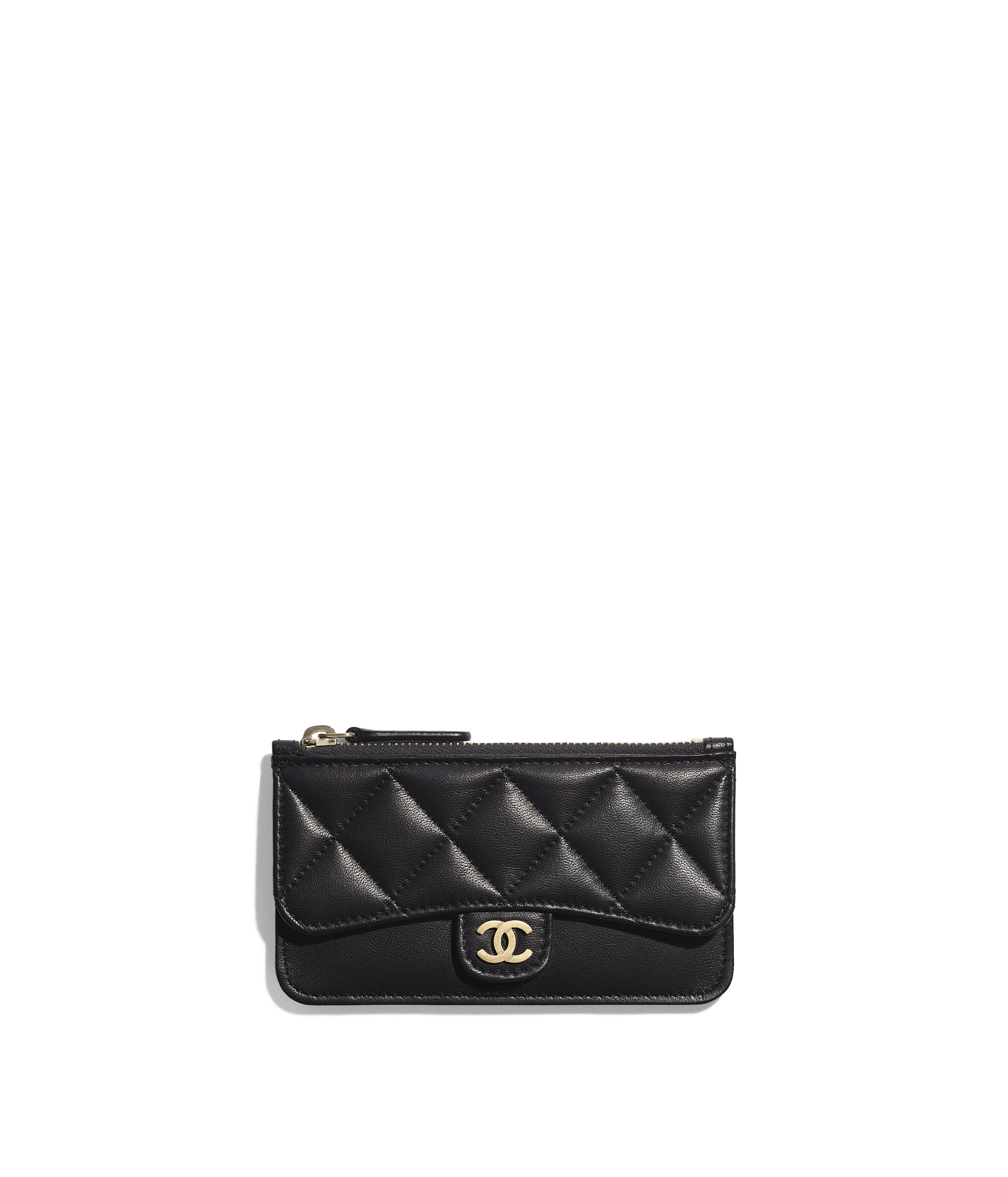 60bce4ee2100a1 Card Holders - Small Leather Goods - CHANEL