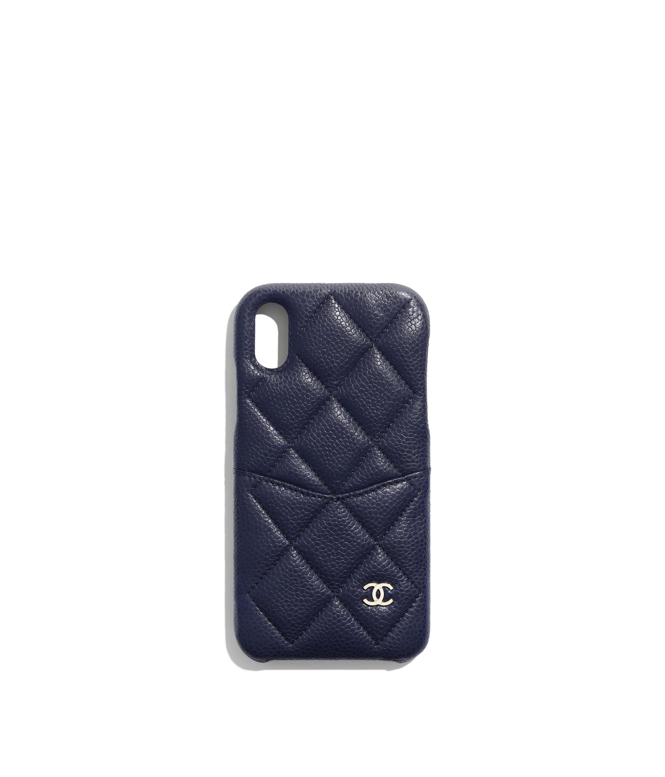 Klassisches Etui für das iPhone X & XS