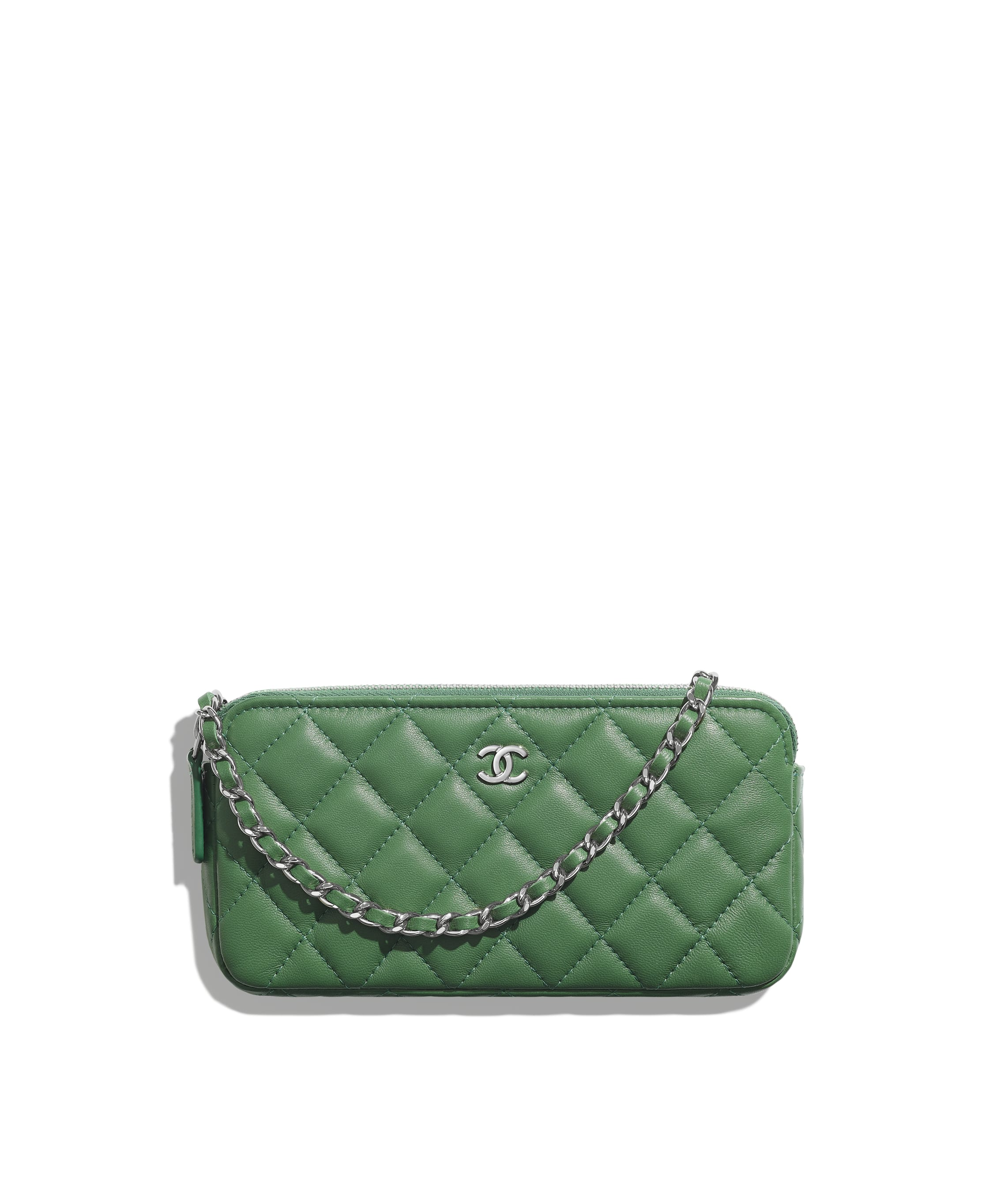 9814e789521 Clutches with Chain - Small Leather Goods - CHANEL