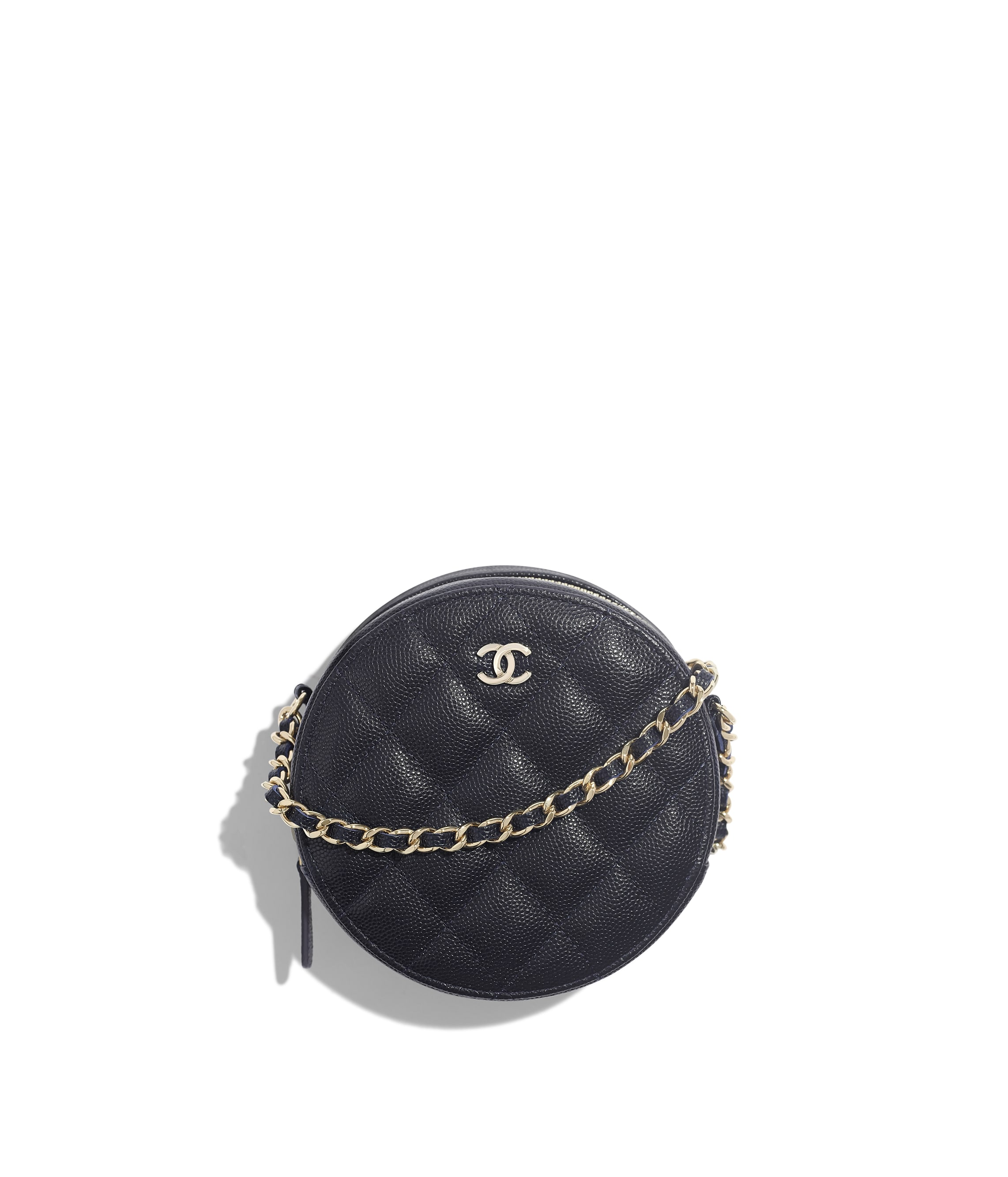 77ec8755 Clutches with Chain - Small Leather Goods - CHANEL
