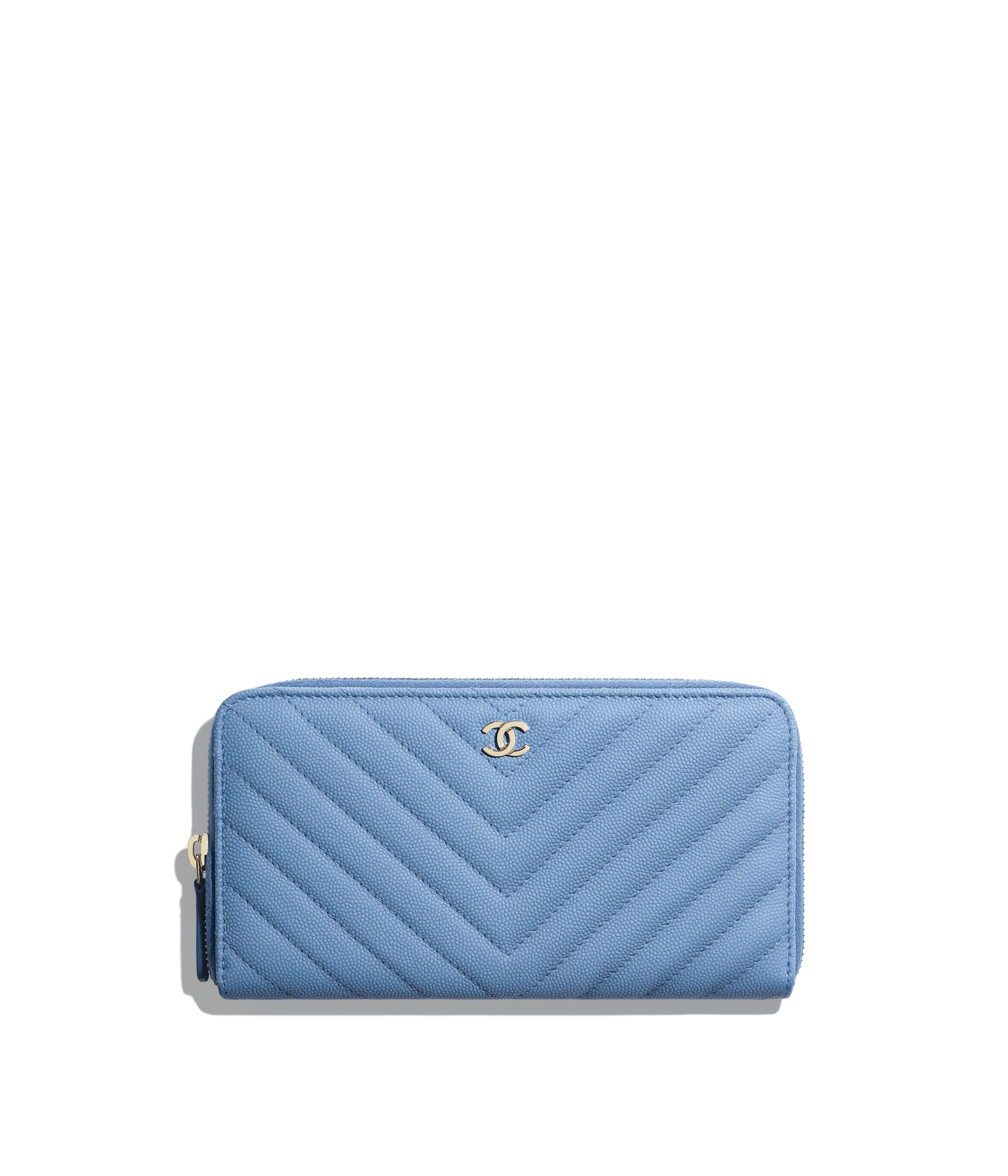 421c09ec4b08b0 Long Wallets - Small Leather Goods - CHANEL