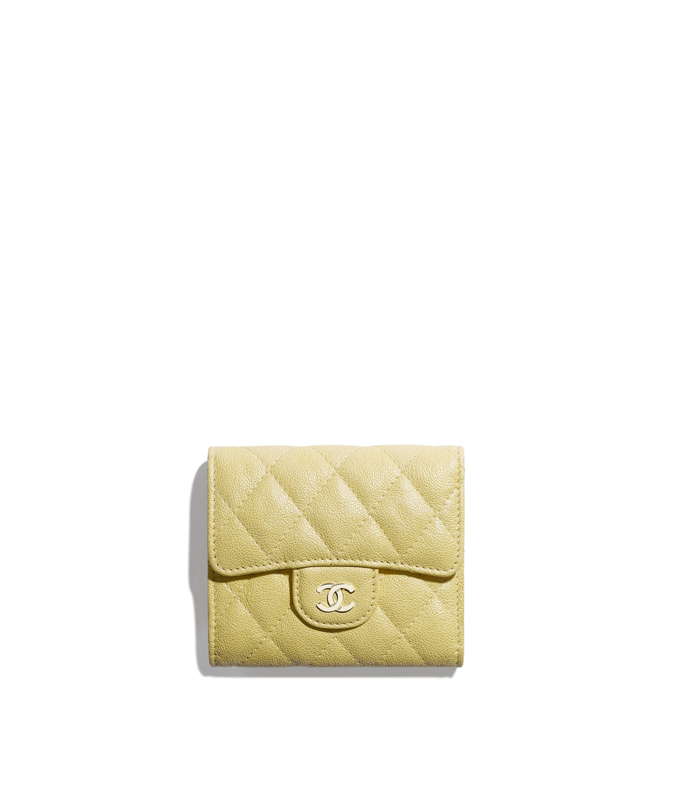 8256d2abc3a8cb Small Wallets - Small Leather Goods - CHANEL