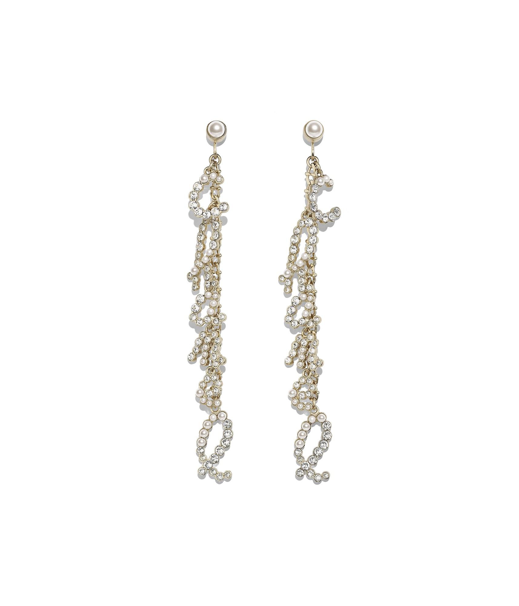 vestibilità classica intera collezione preordinare Orecchini - Bijoux - CHANEL