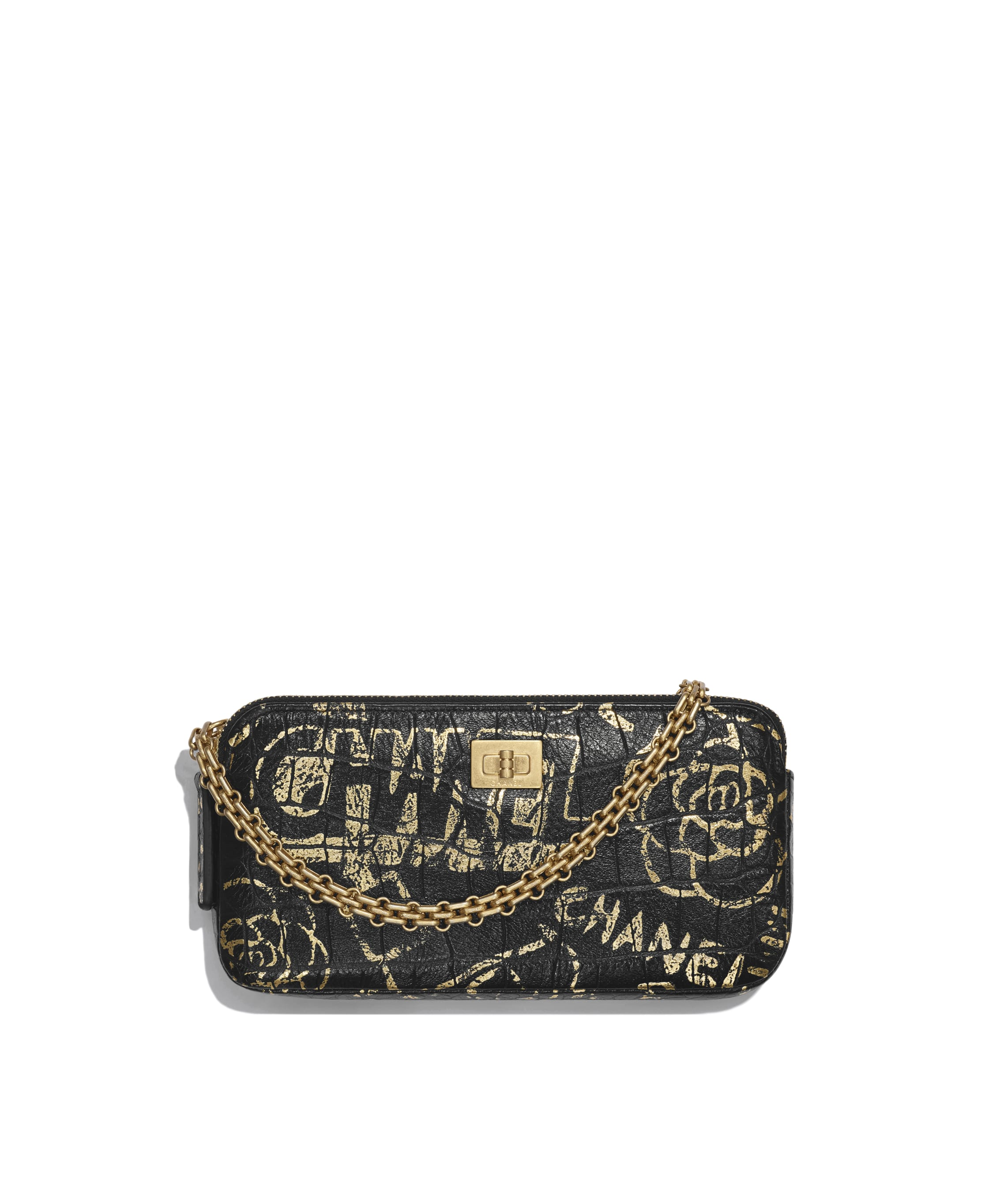 eed71157e318cd Clutches with Chain - Small Leather Goods - CHANEL