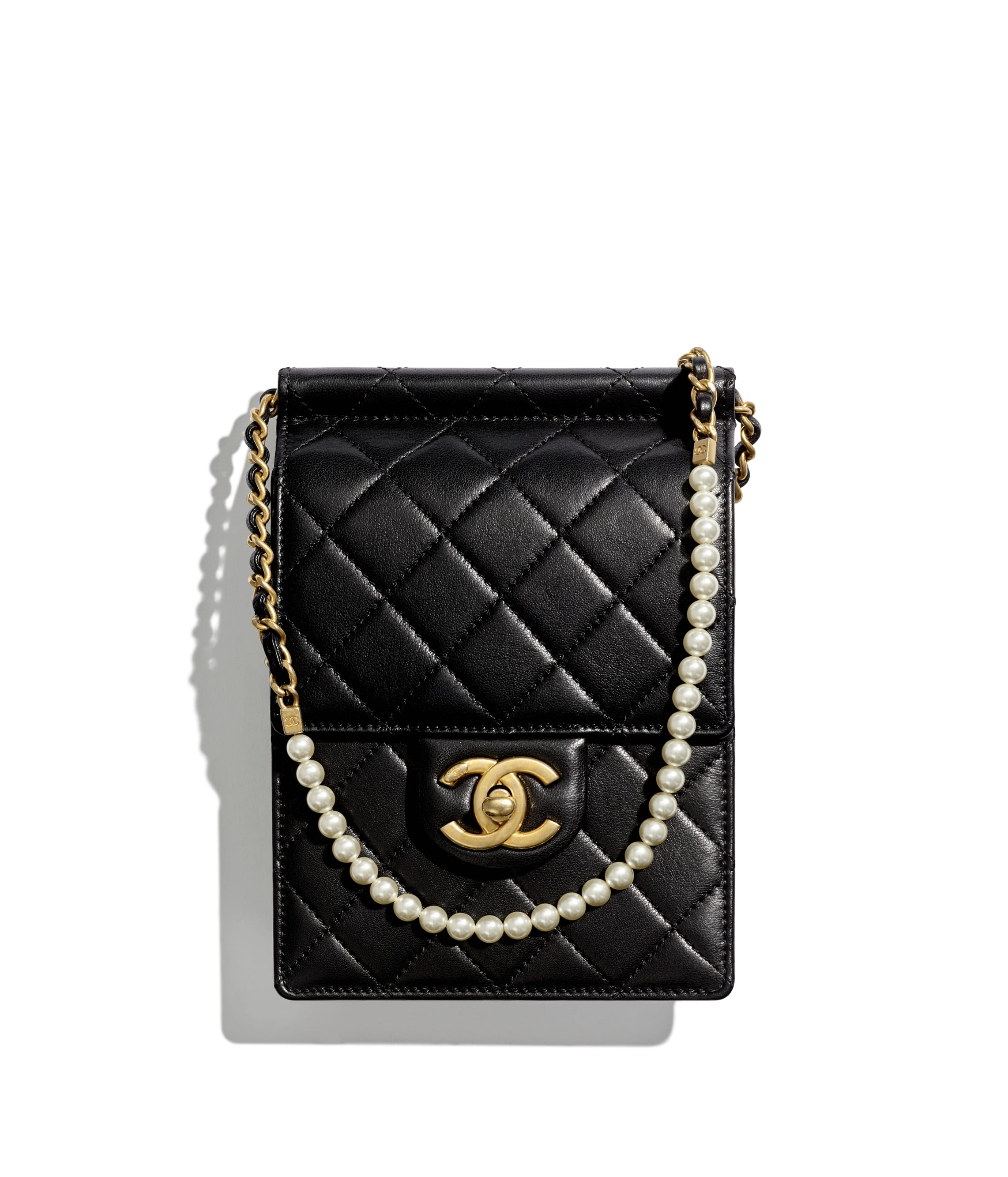 70bfde6280de Clutches with Chain - Small Leather Goods - CHANEL