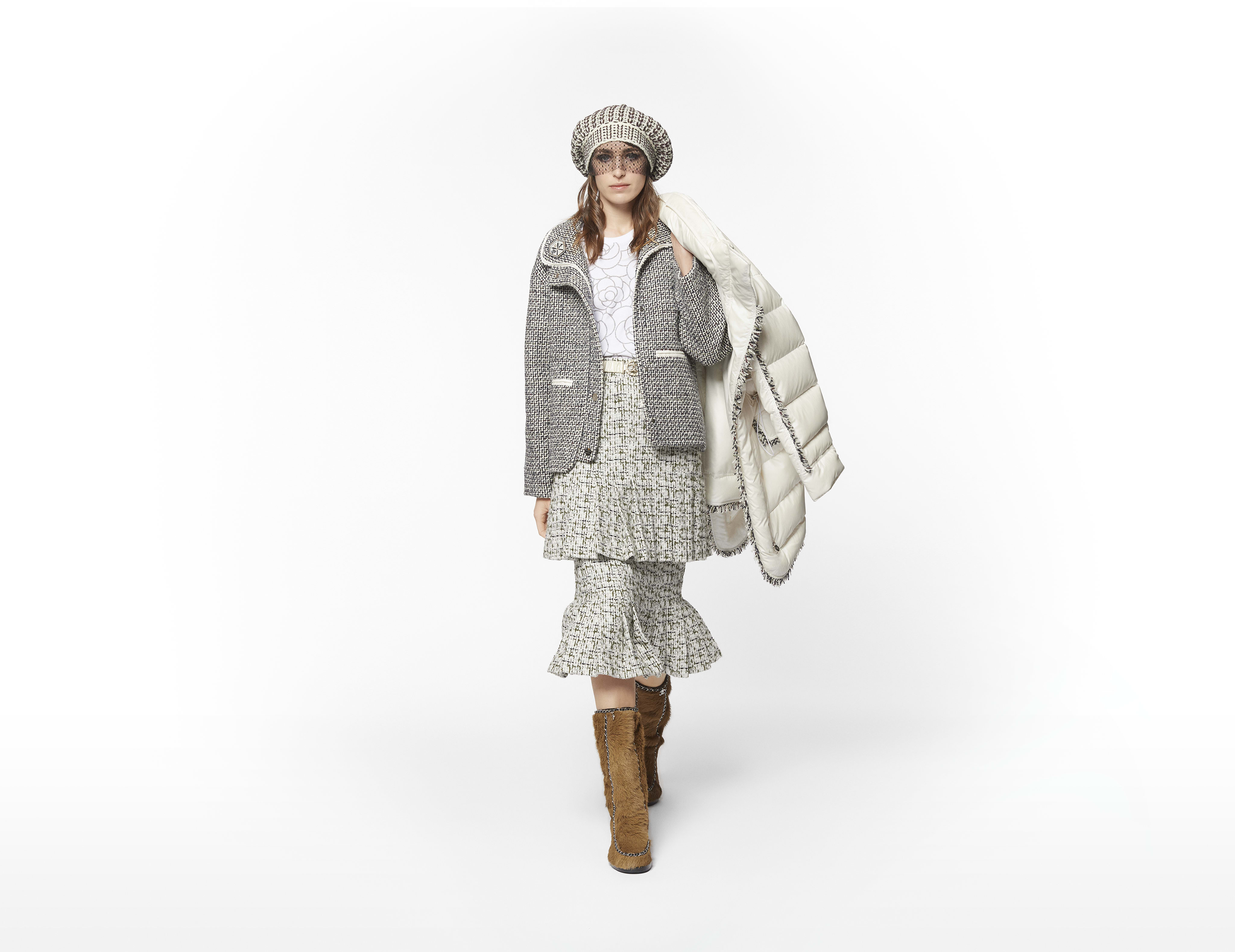 Look 3 - Coco Neige コレクション