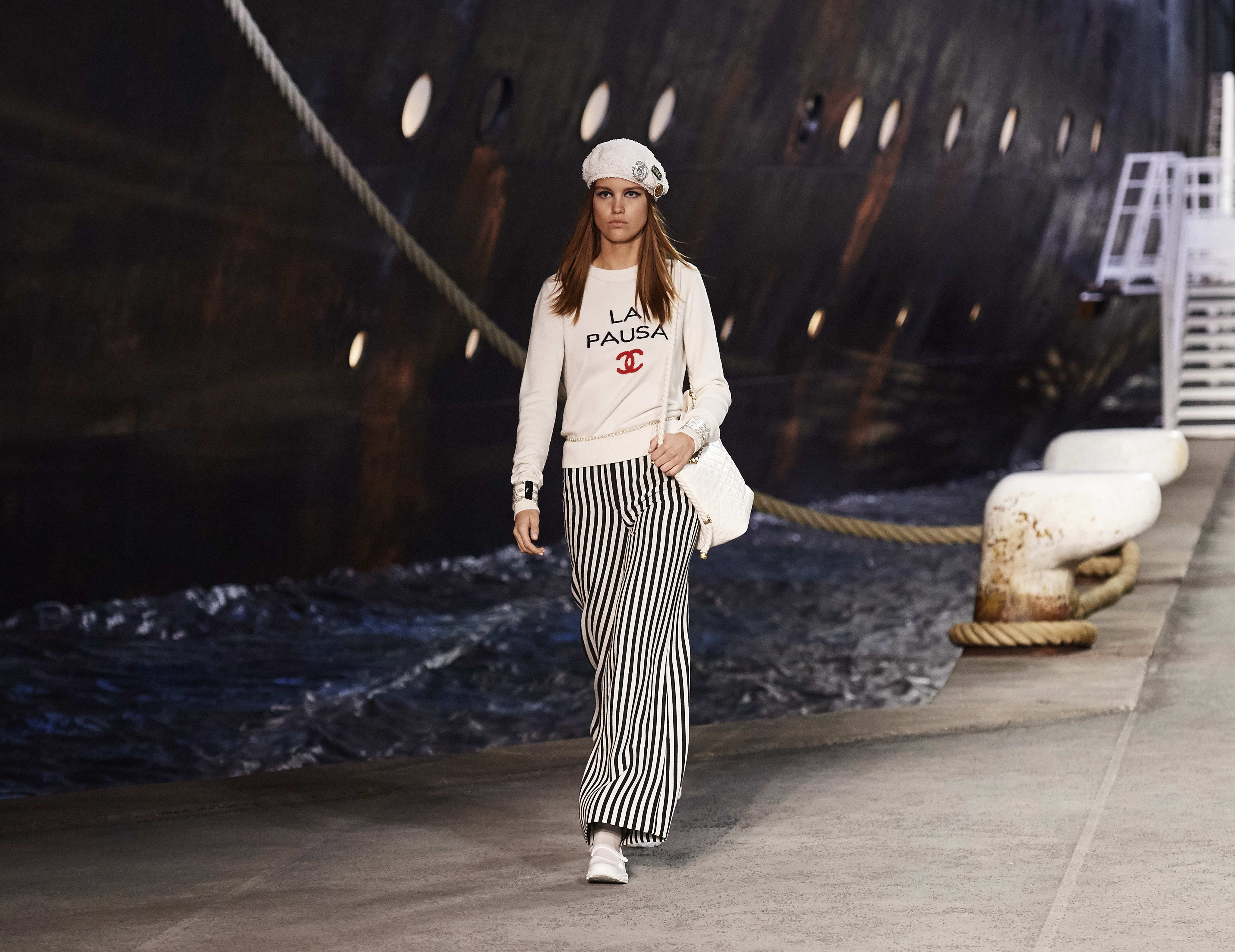 Look 2 - Cruise 2018/19