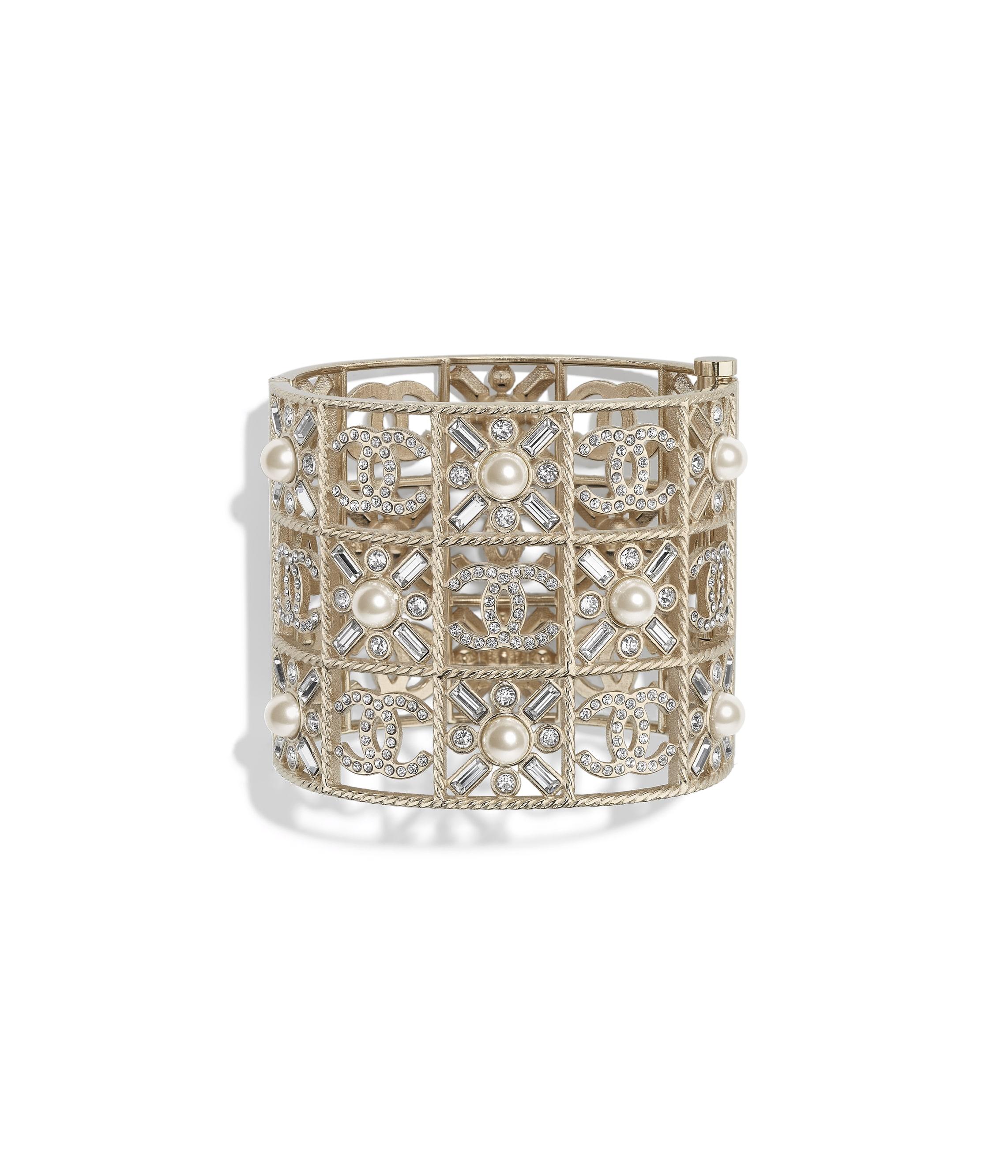 Bracelets   Cuffs - Costume Jewellery - CHANEL 5cc80abc1b63