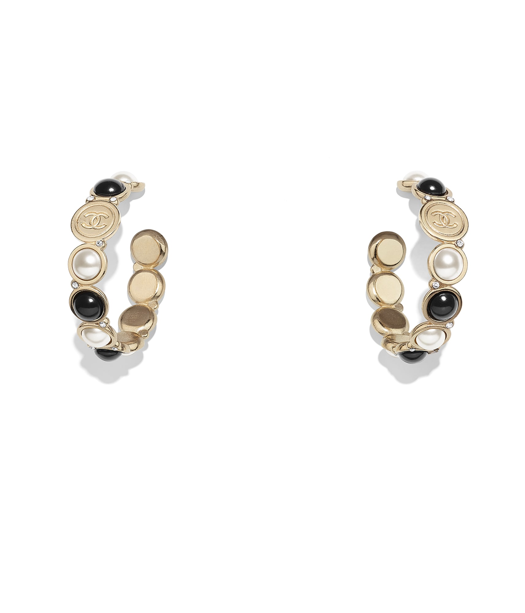 047b21e6b6f5d Earrings - Costume Jewellery - CHANEL