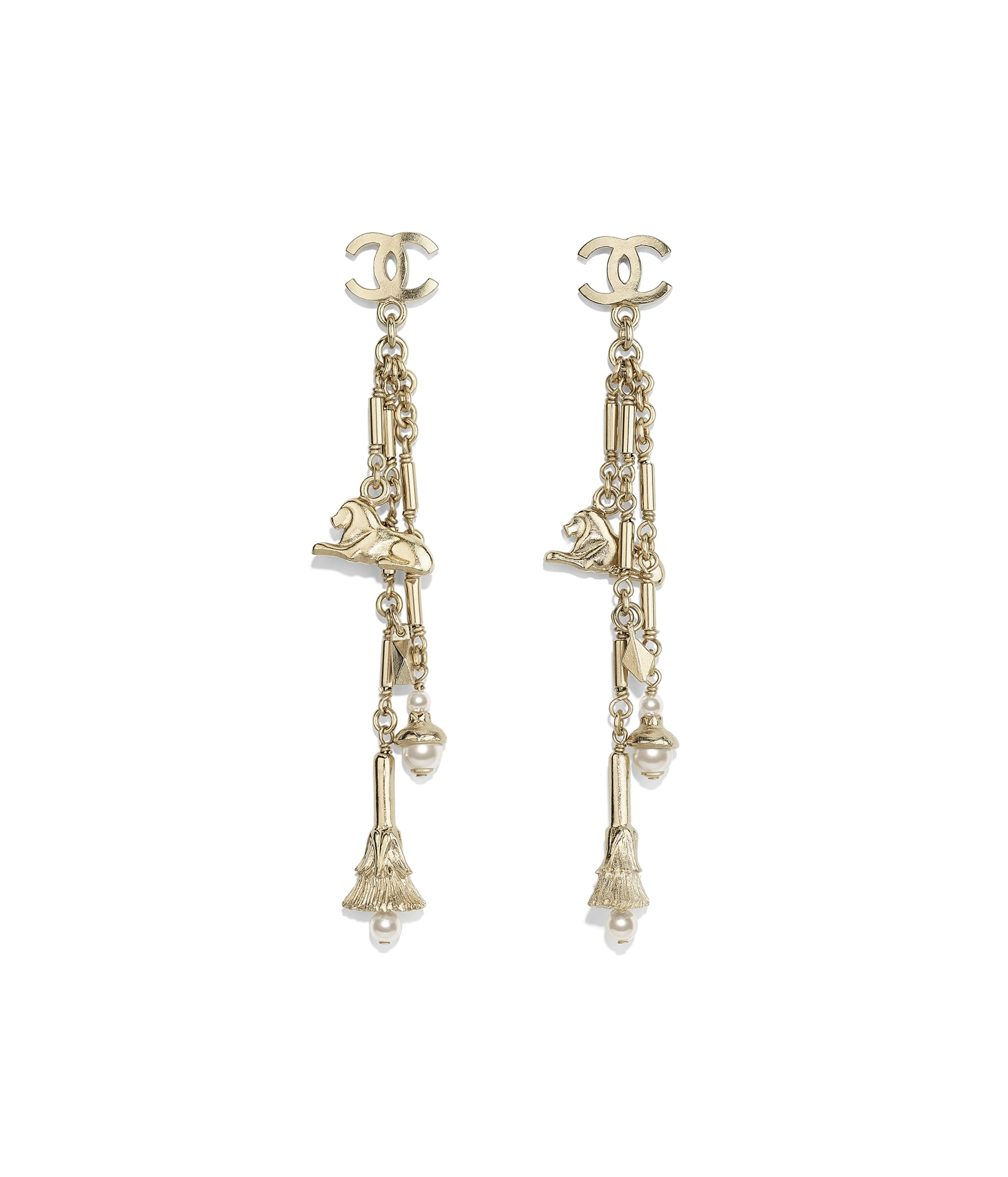 e64efd62c Earrings - Costume Jewellery - CHANEL