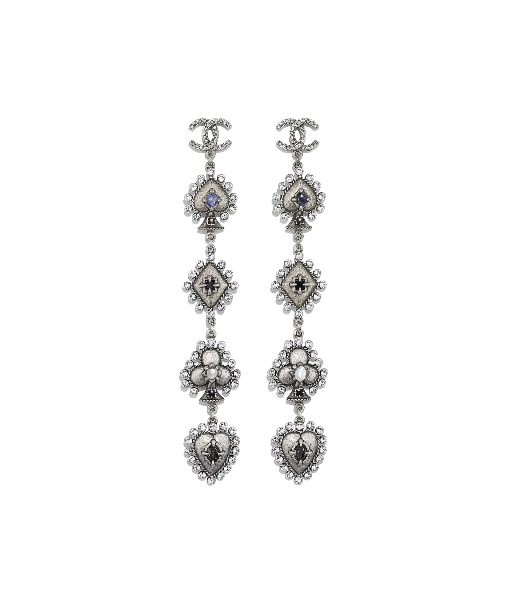444b737c1b524 Earrings - Costume Jewellery - CHANEL