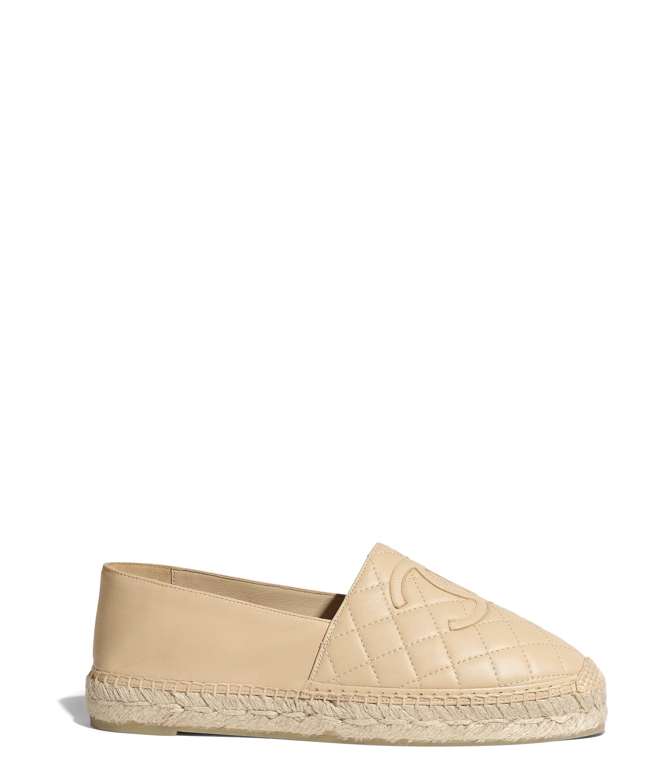 89ddd3de34f Espadrilles - Chaussures - CHANEL