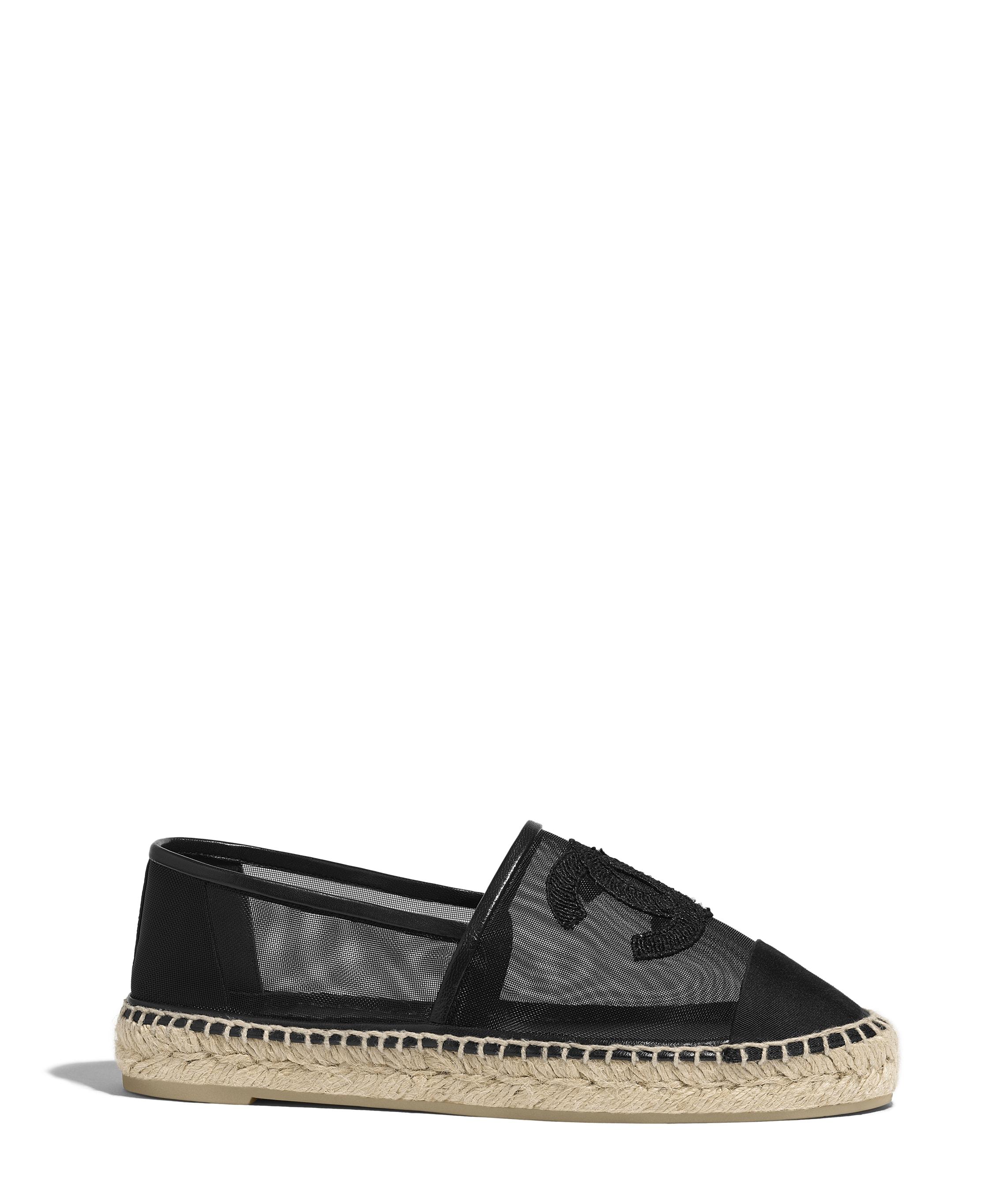 2994811c4936 Espadrilles - Shoes - CHANEL