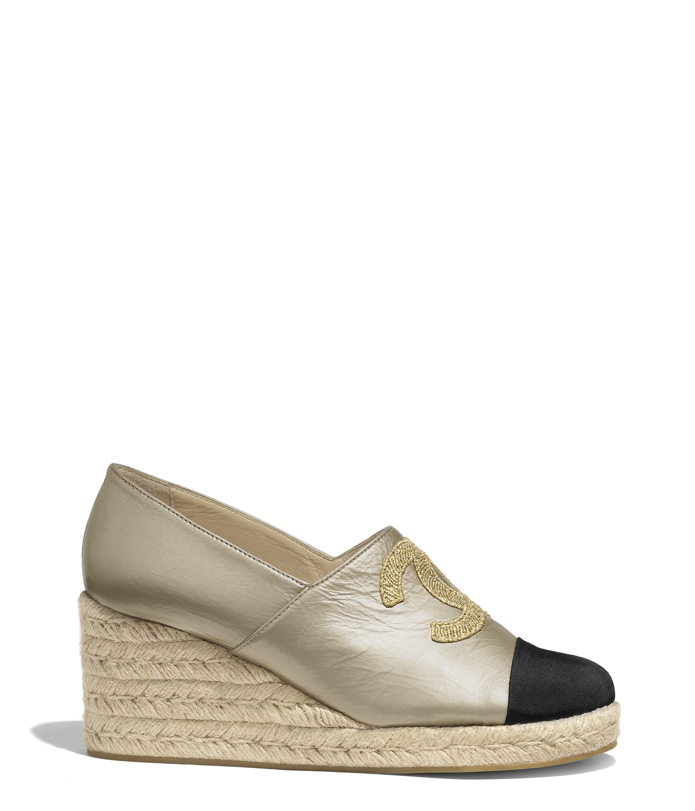 e95af8e4d45 Espadrilles - Chaussures - CHANEL