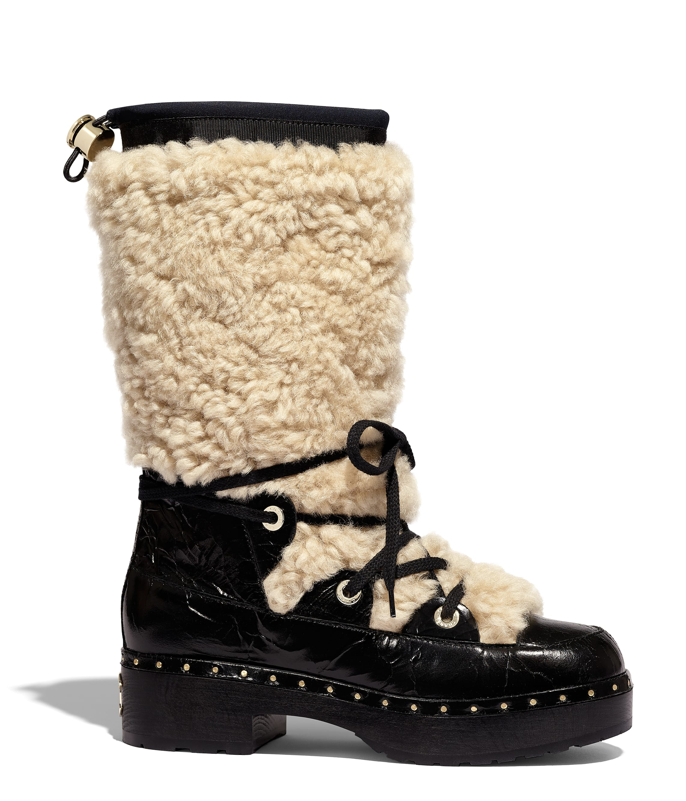 new concept 2bab6 81f3c Stiefel - Schuhe - CHANEL