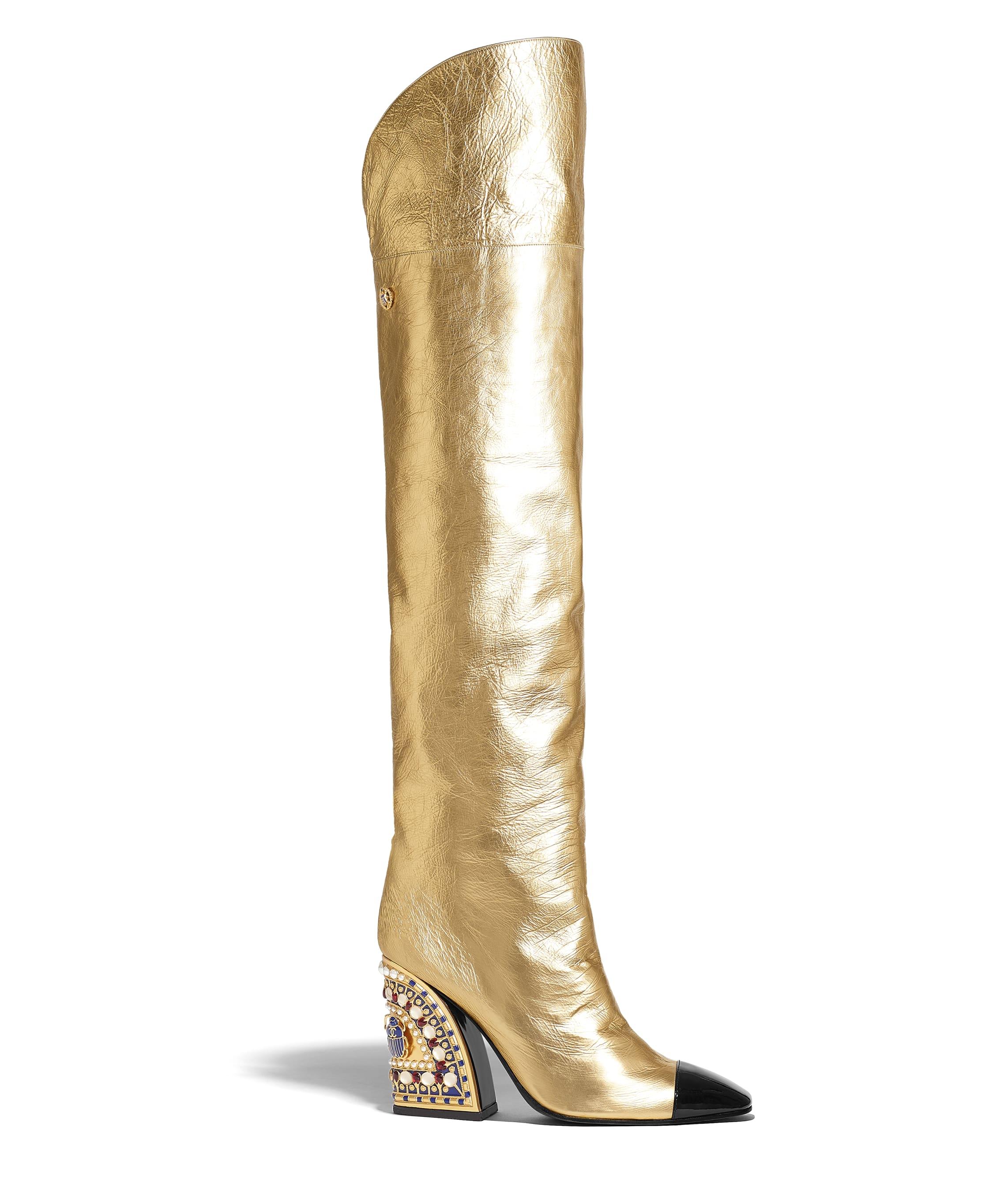 f2e64c9d6 Sapatos - CHANEL
