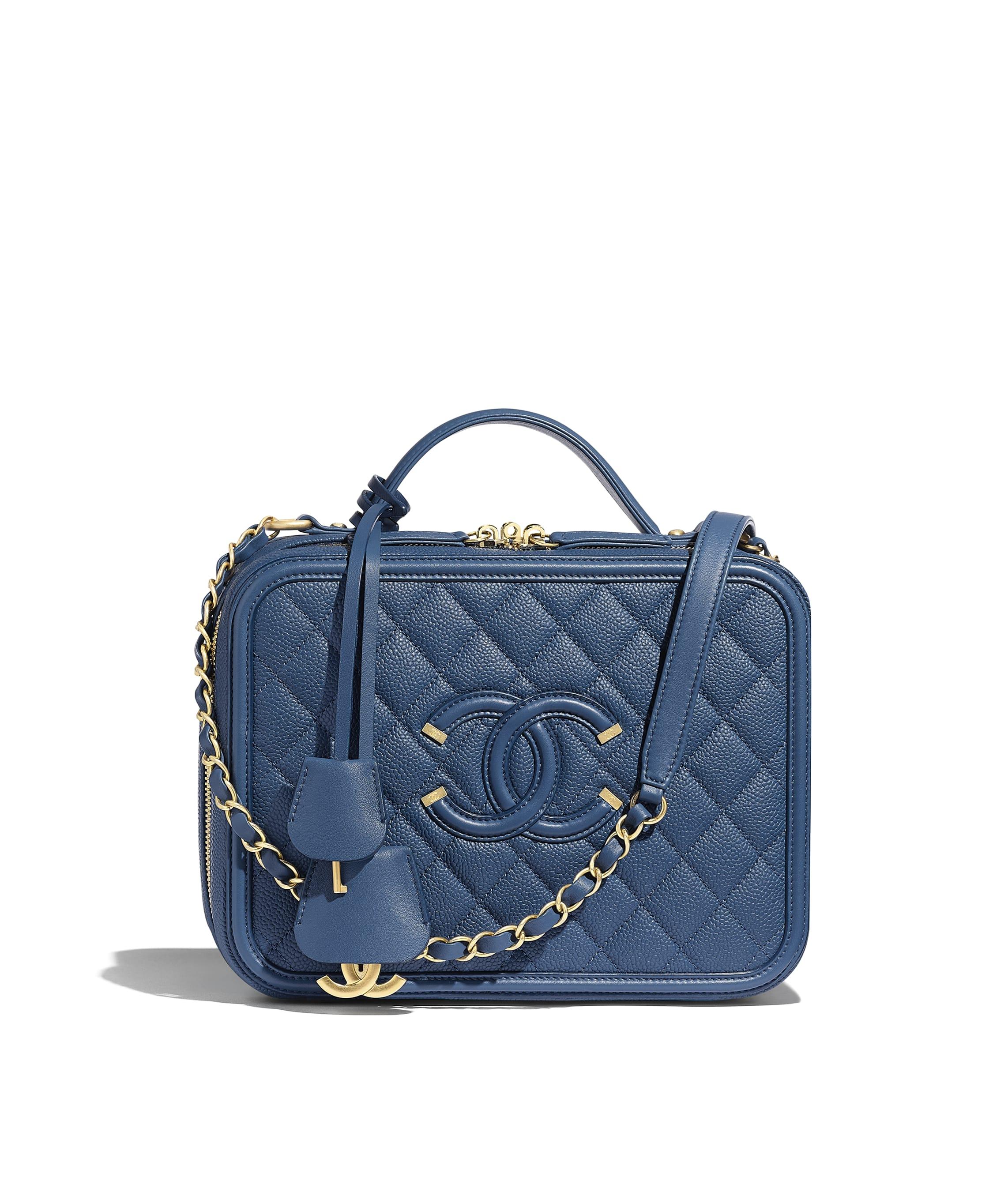 Vanity Cases Handbags Chanel