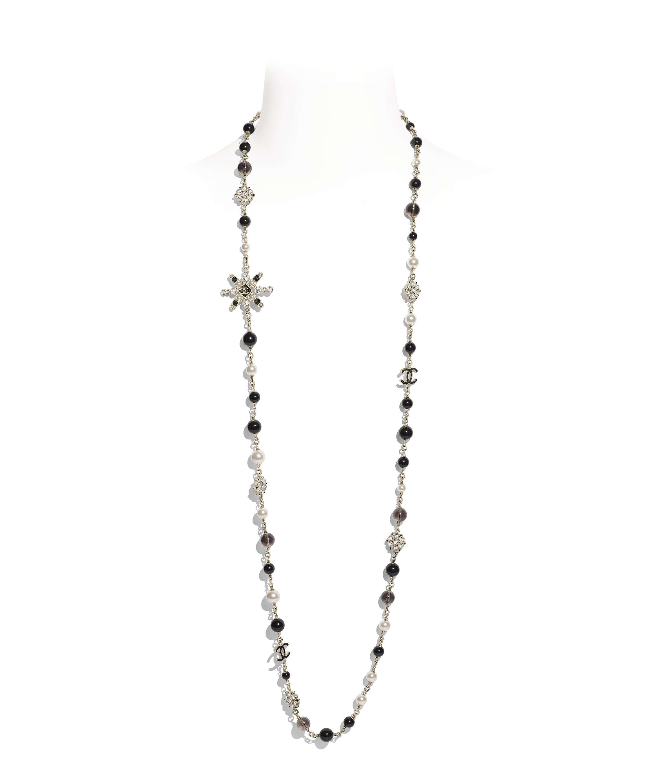 6a35ee1cc8 Necklaces - Costume Jewellery - CHANEL