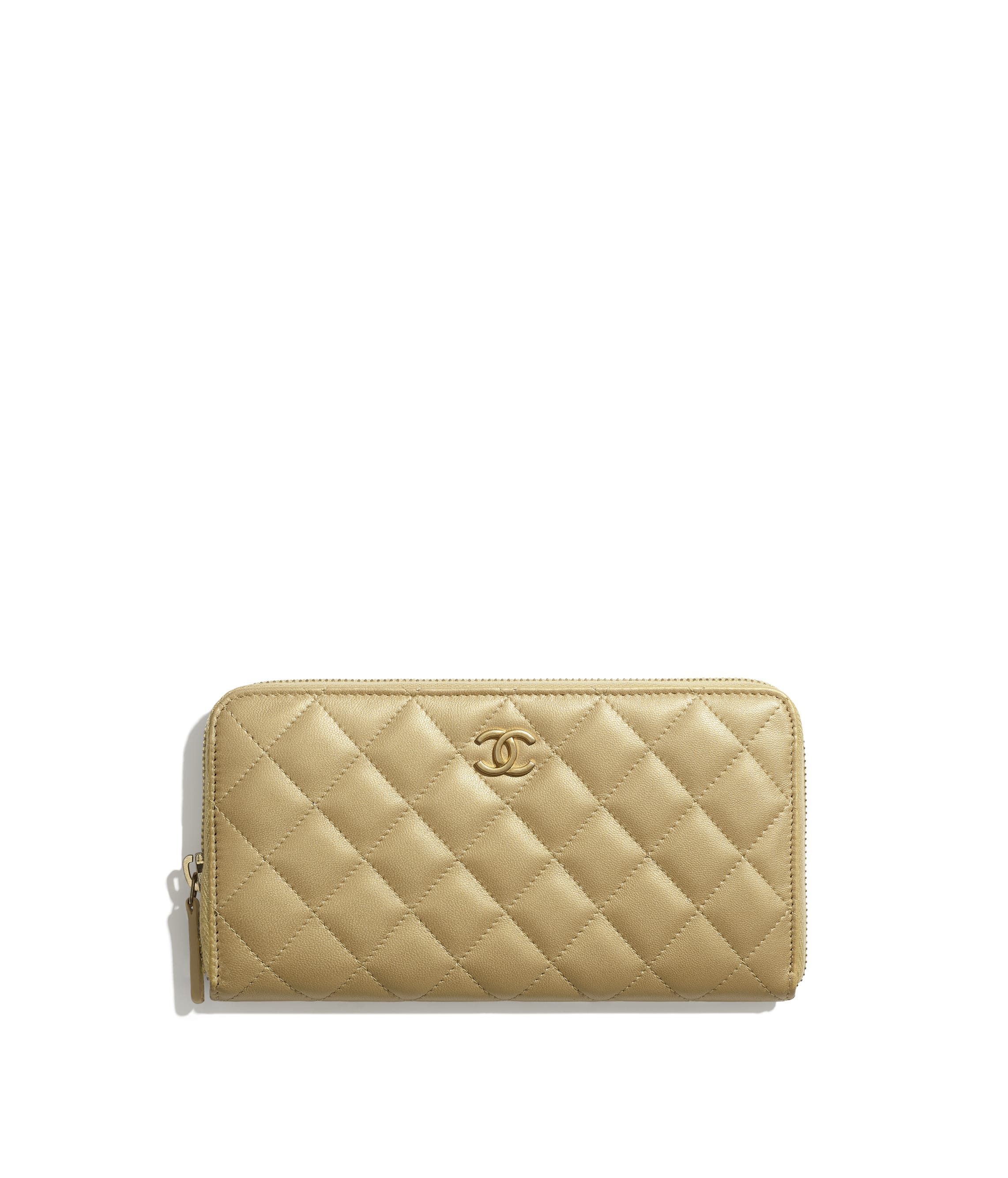 872429960d6a Long Wallets - Small Leather Goods - CHANEL